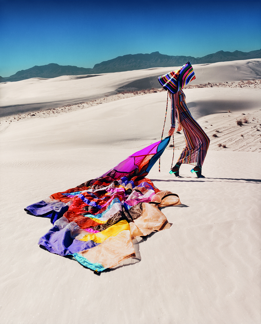Kendall Jenner Missoni Campaign Embed 2