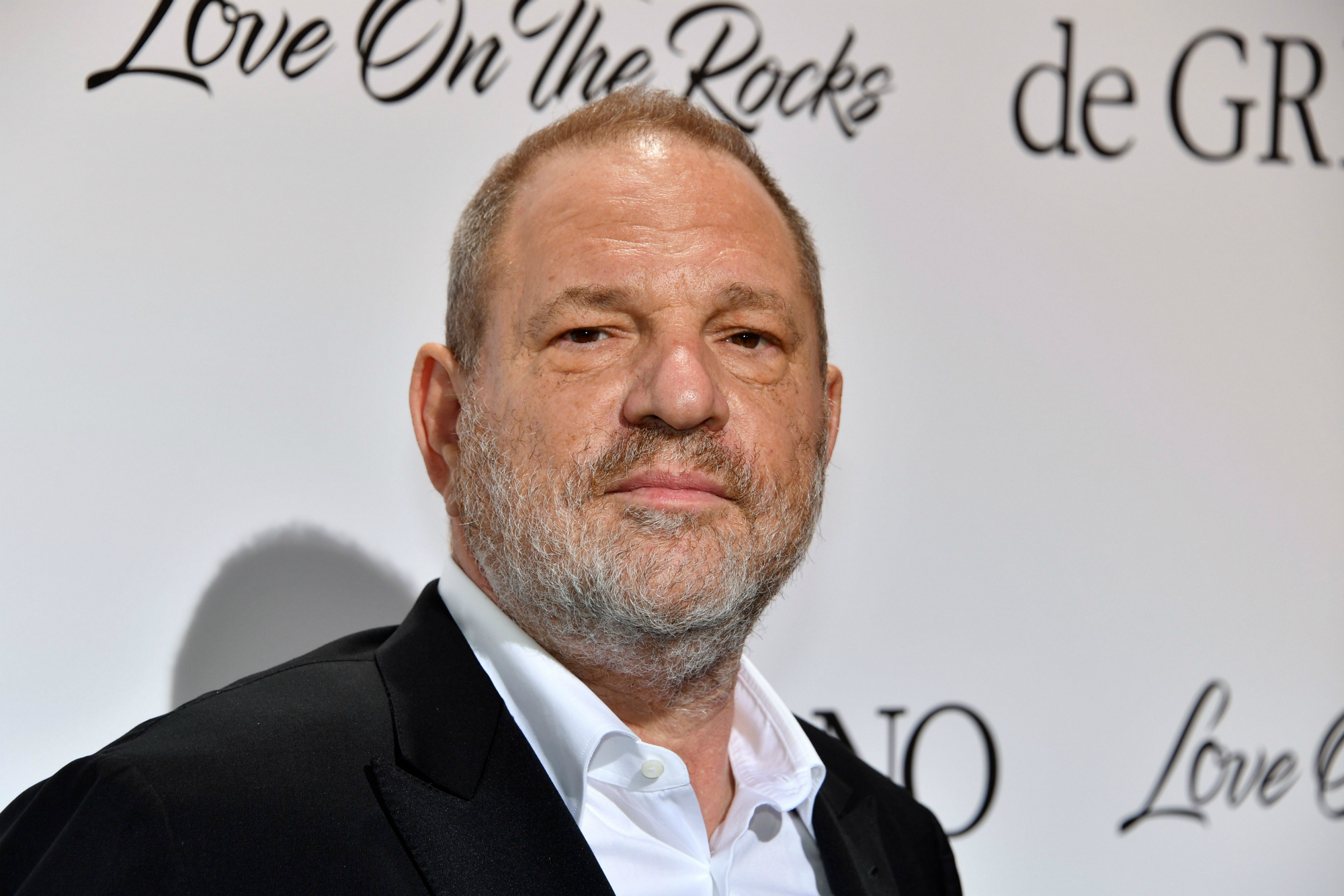 Harvey Weinstein Lead