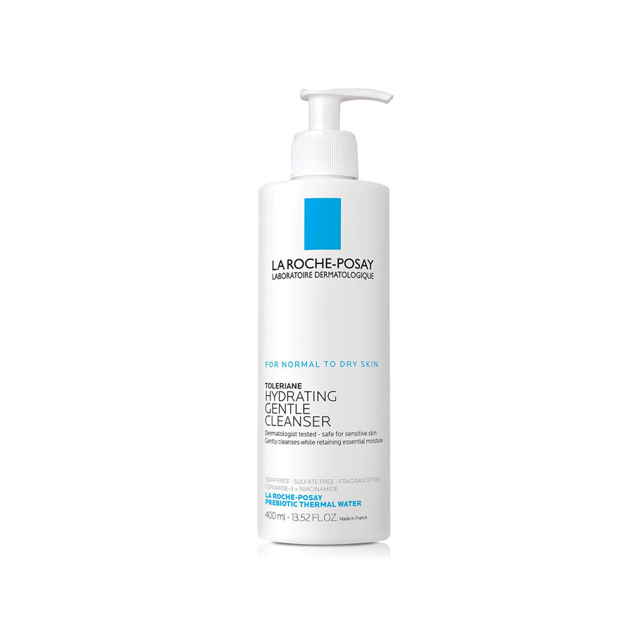 Best Drugstore Face Washes - La Roche-Posay Toleriane Hydrating Gentle Face Cleanser