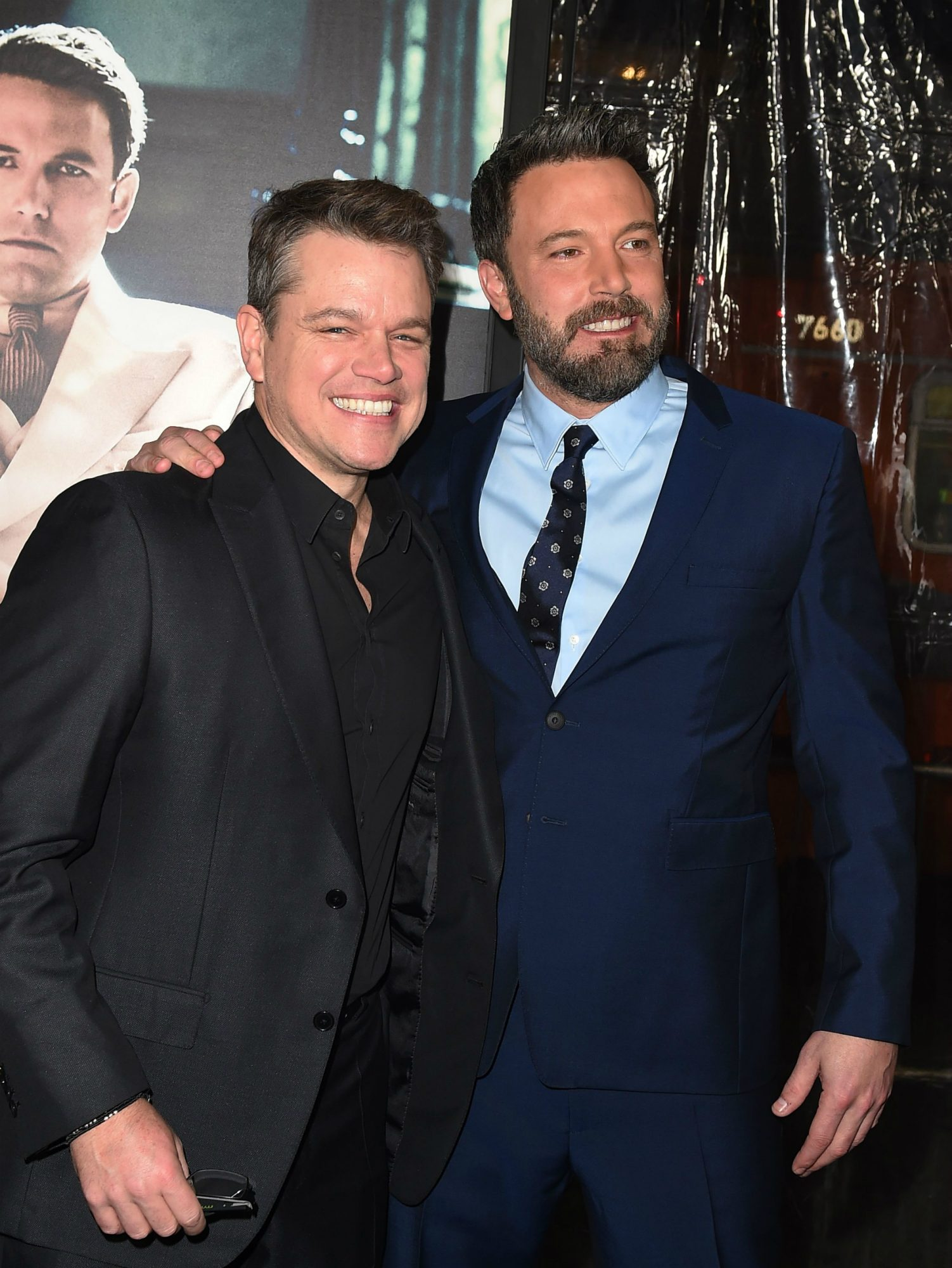 Ben Affleck Matt Damon Lead