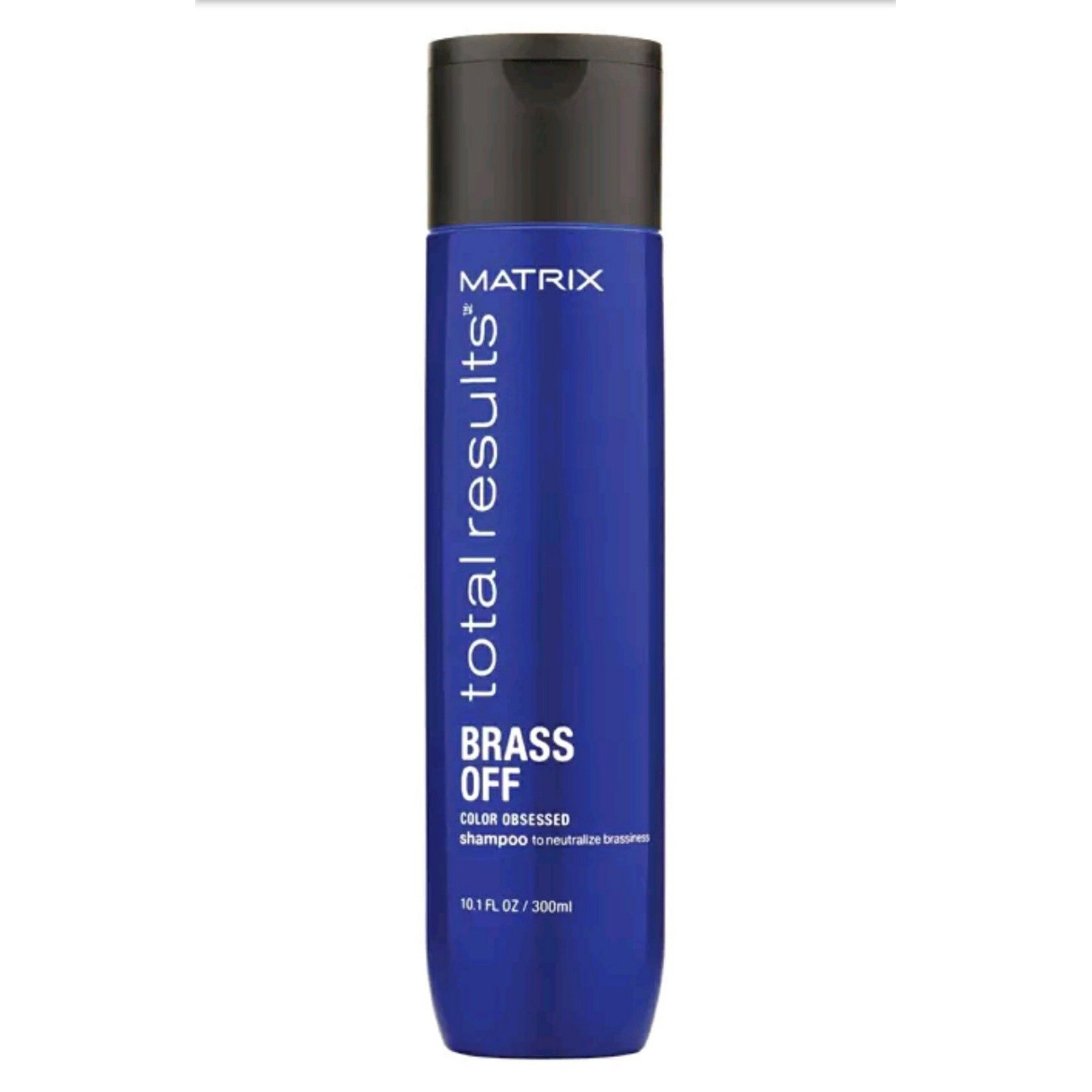 Matrix Total Results Brass Off Shampoo - Best Blue Shampoos for Brunette Hair