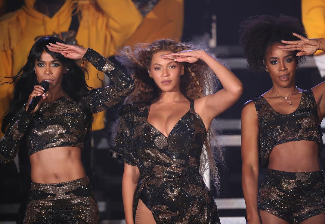 The Destiny's Child Survivor Look