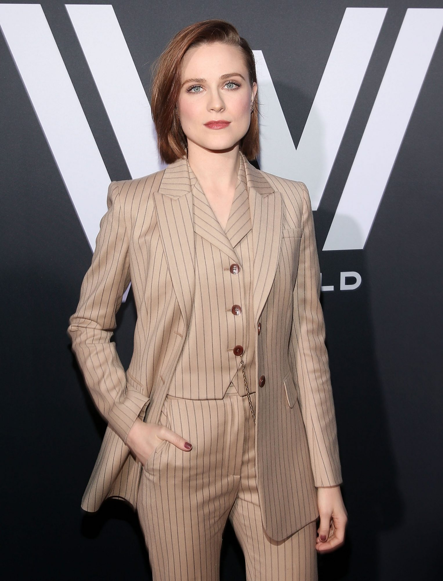 Evan Rachel Wood lead