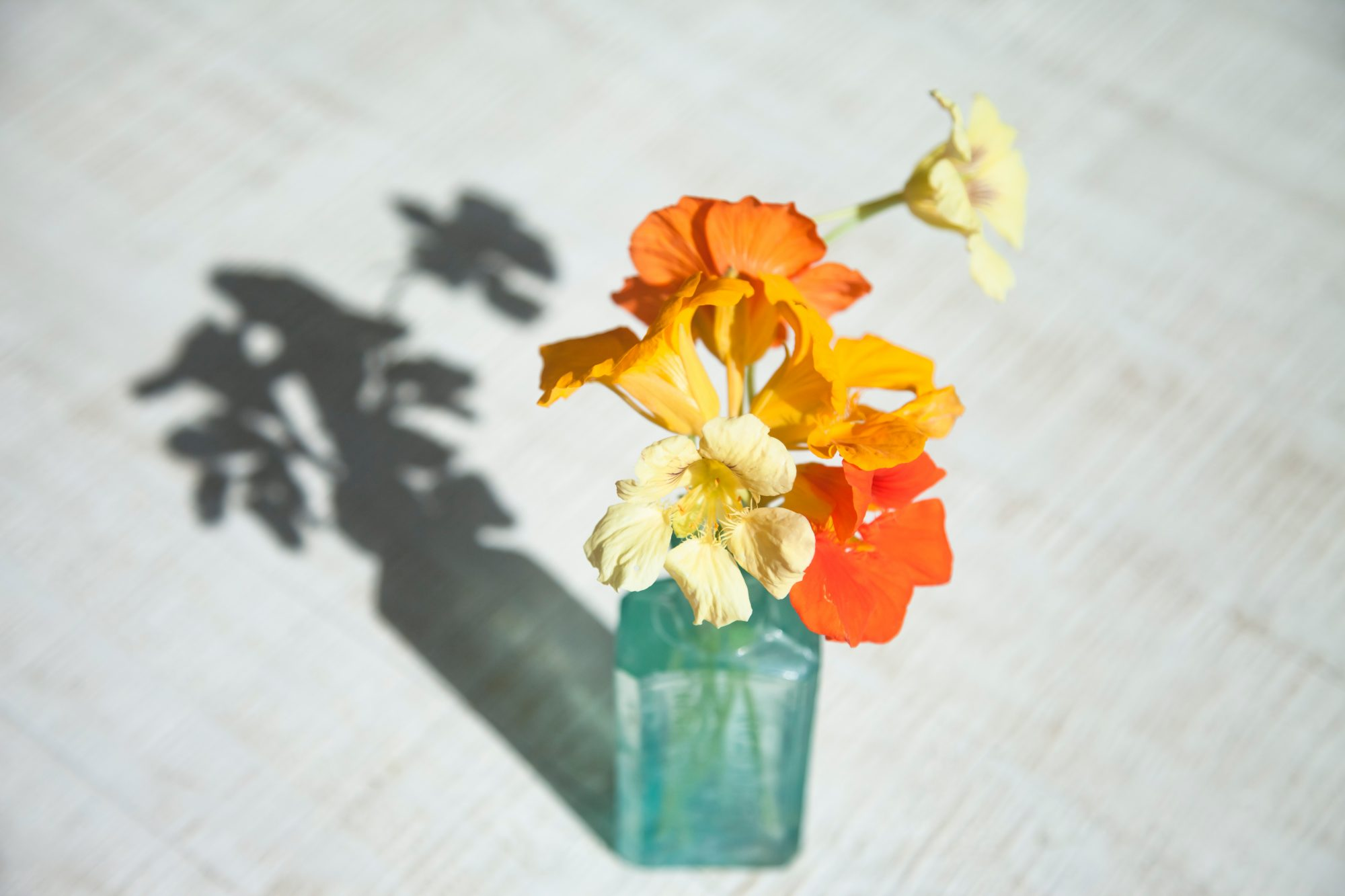 Dying Flowers Trick