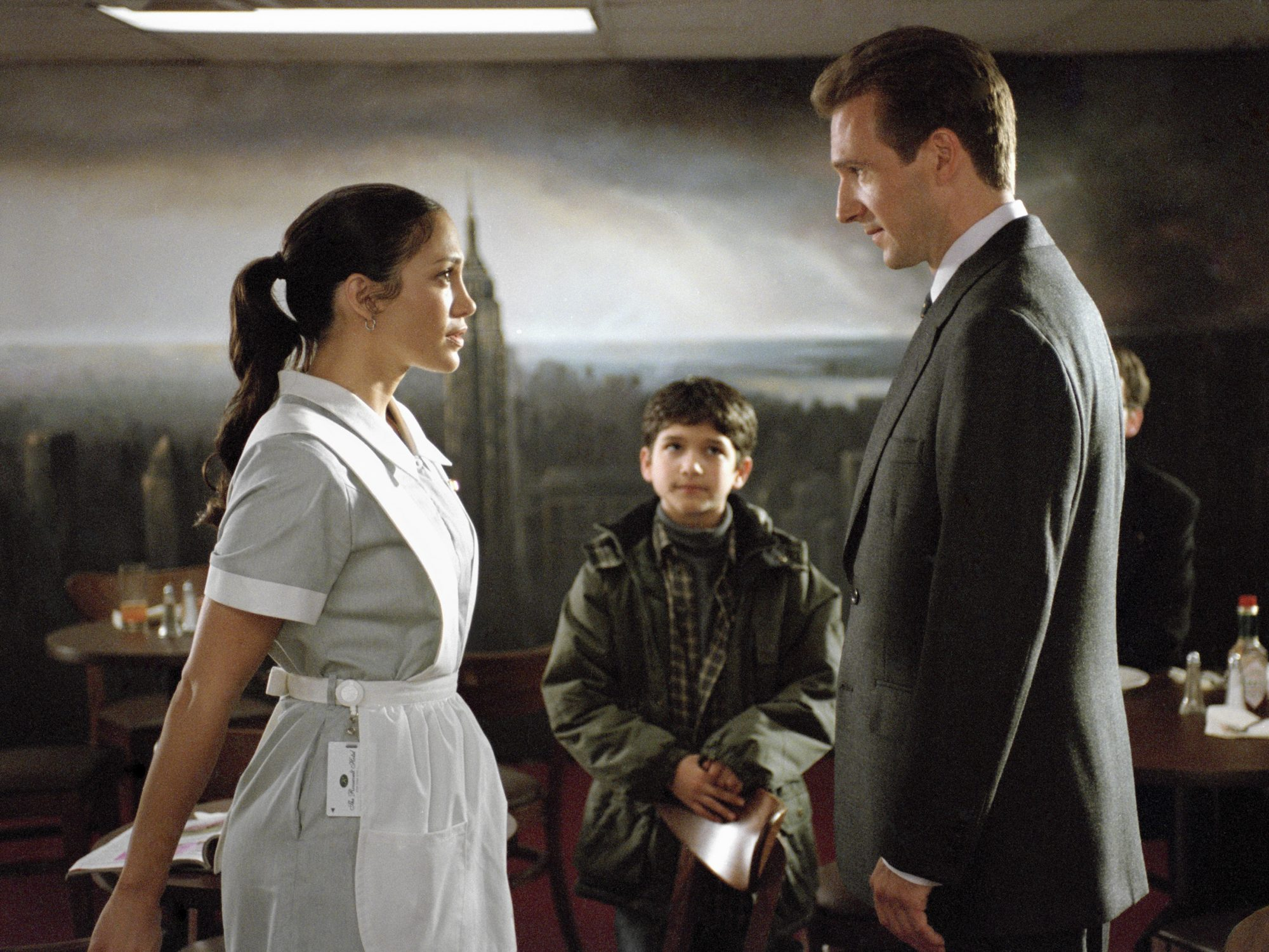 6. Maid In Manhattan (2001)