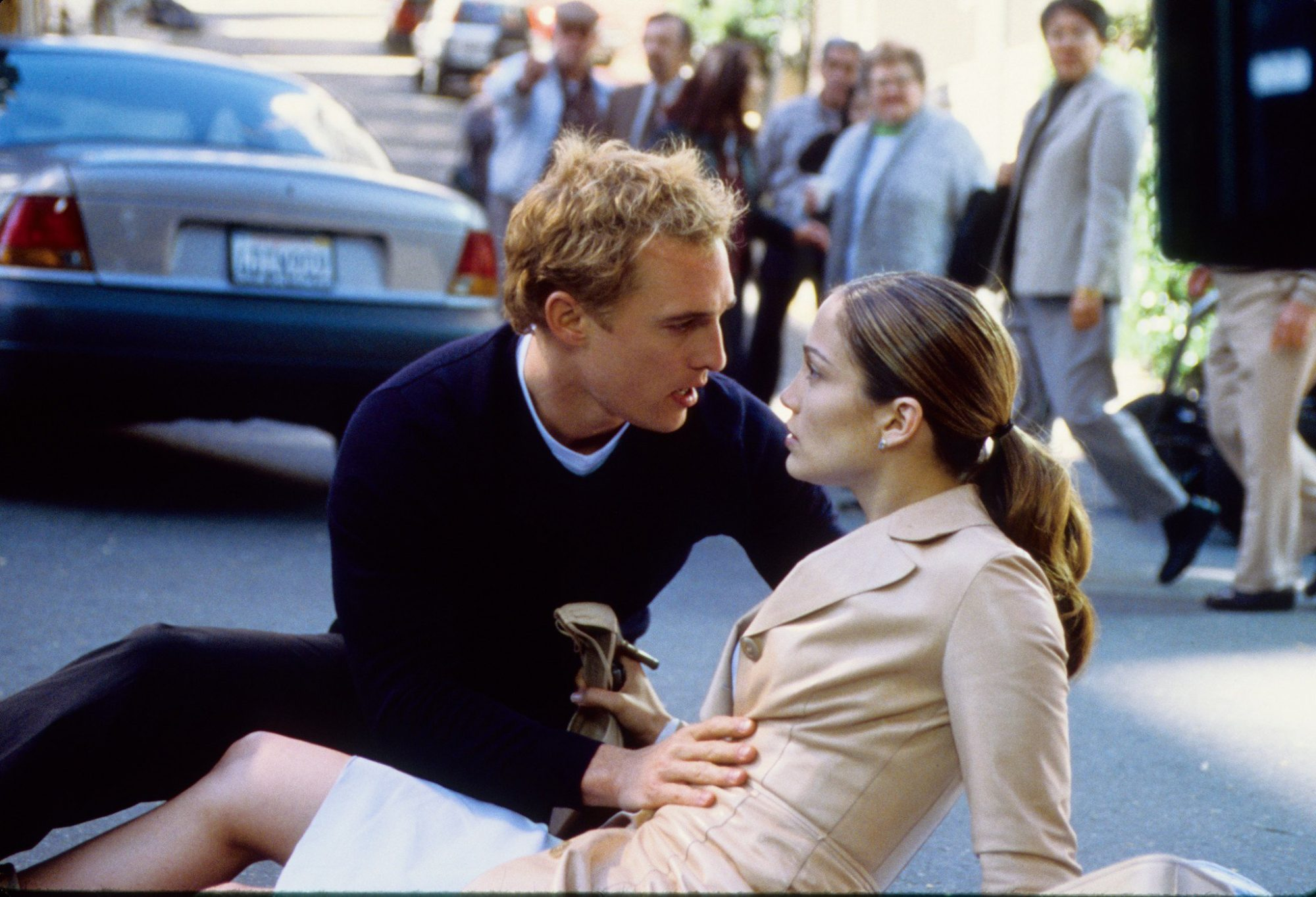 4. The Wedding Planner (2001)
