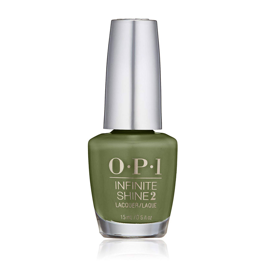 OPI Infinite Shine Nail Polish in Olive For Green