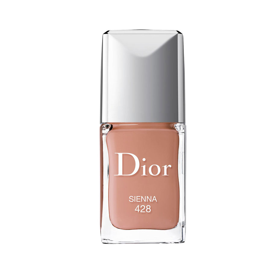 Dior Le Vernis Couture Nail Color in Sienna