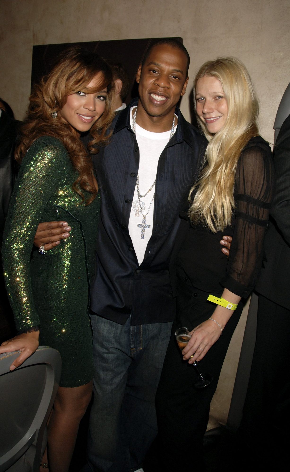 Gwyneth Paltrow and Jay Z lead
