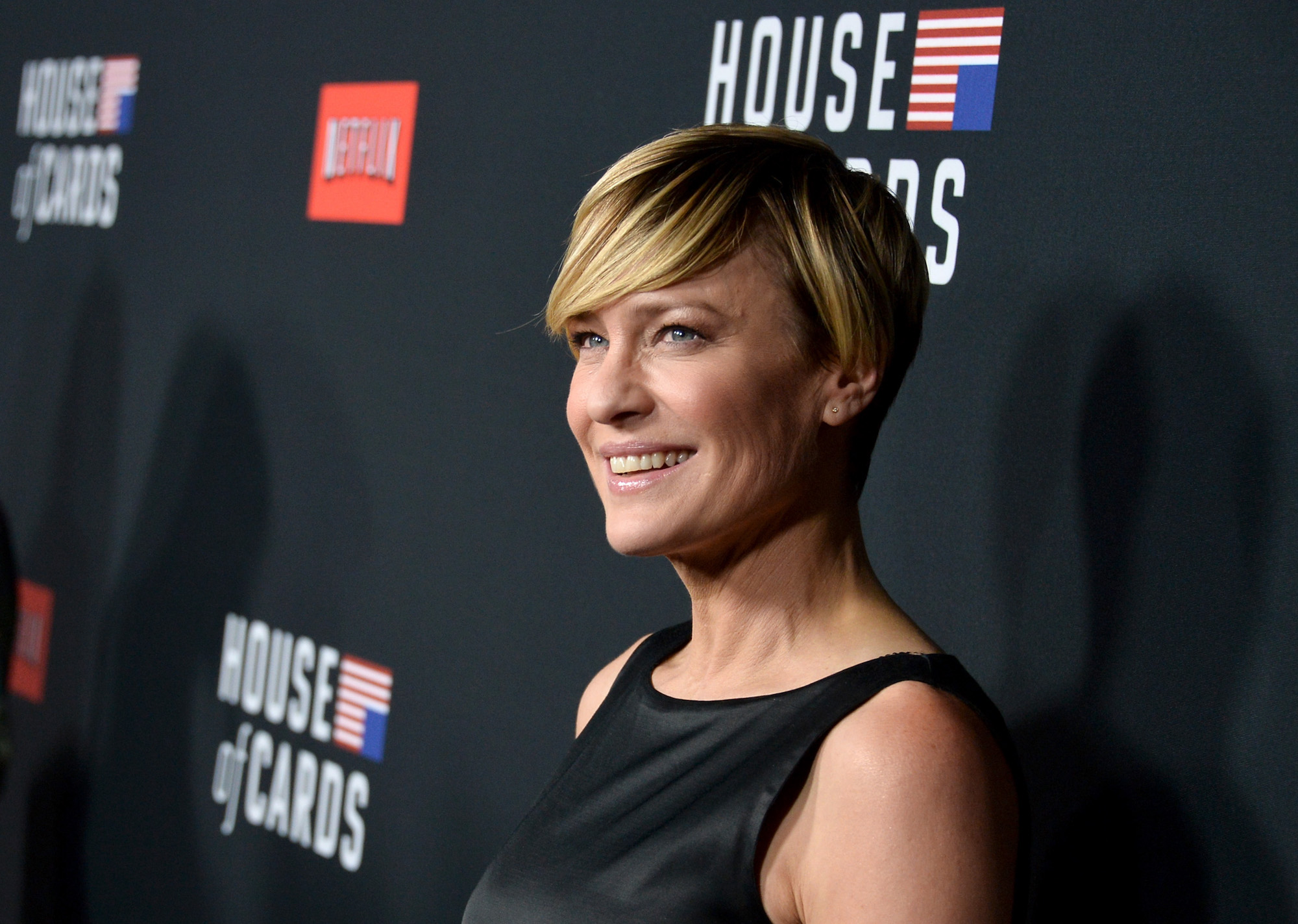 Robin Wright lead