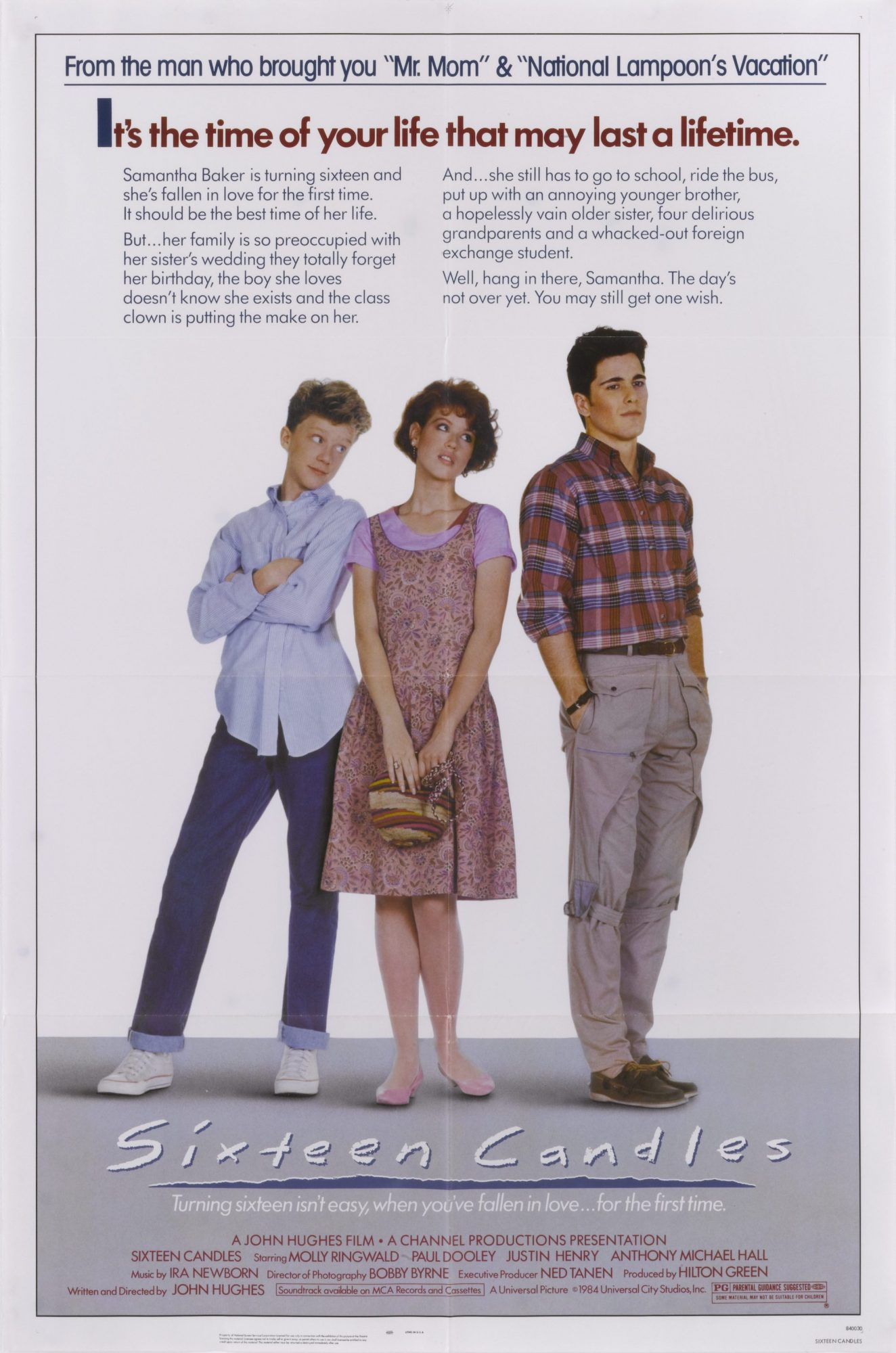 Sixteen Candles embed
