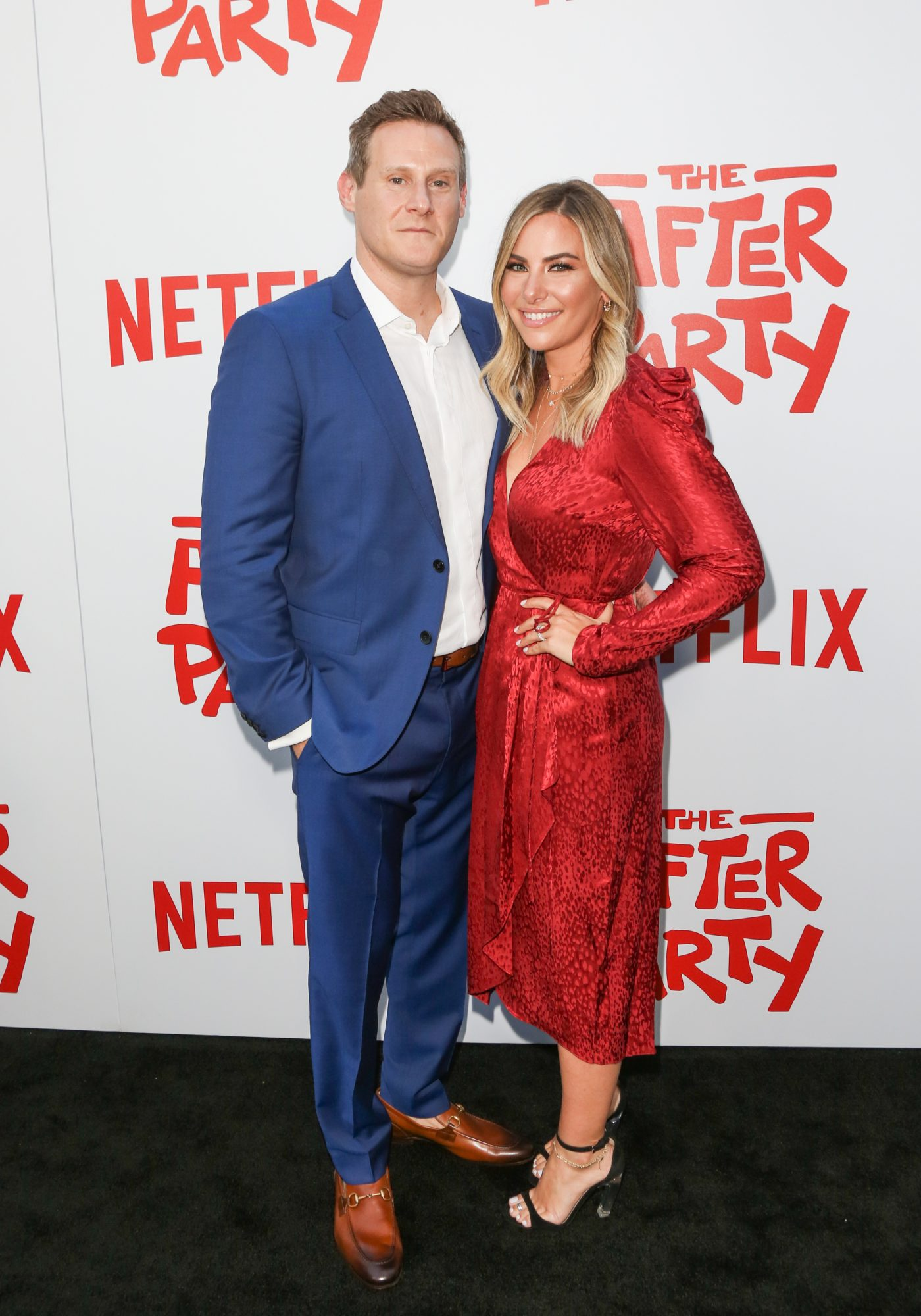 Screening Of Netflix's 'The After Party' - Arrivals