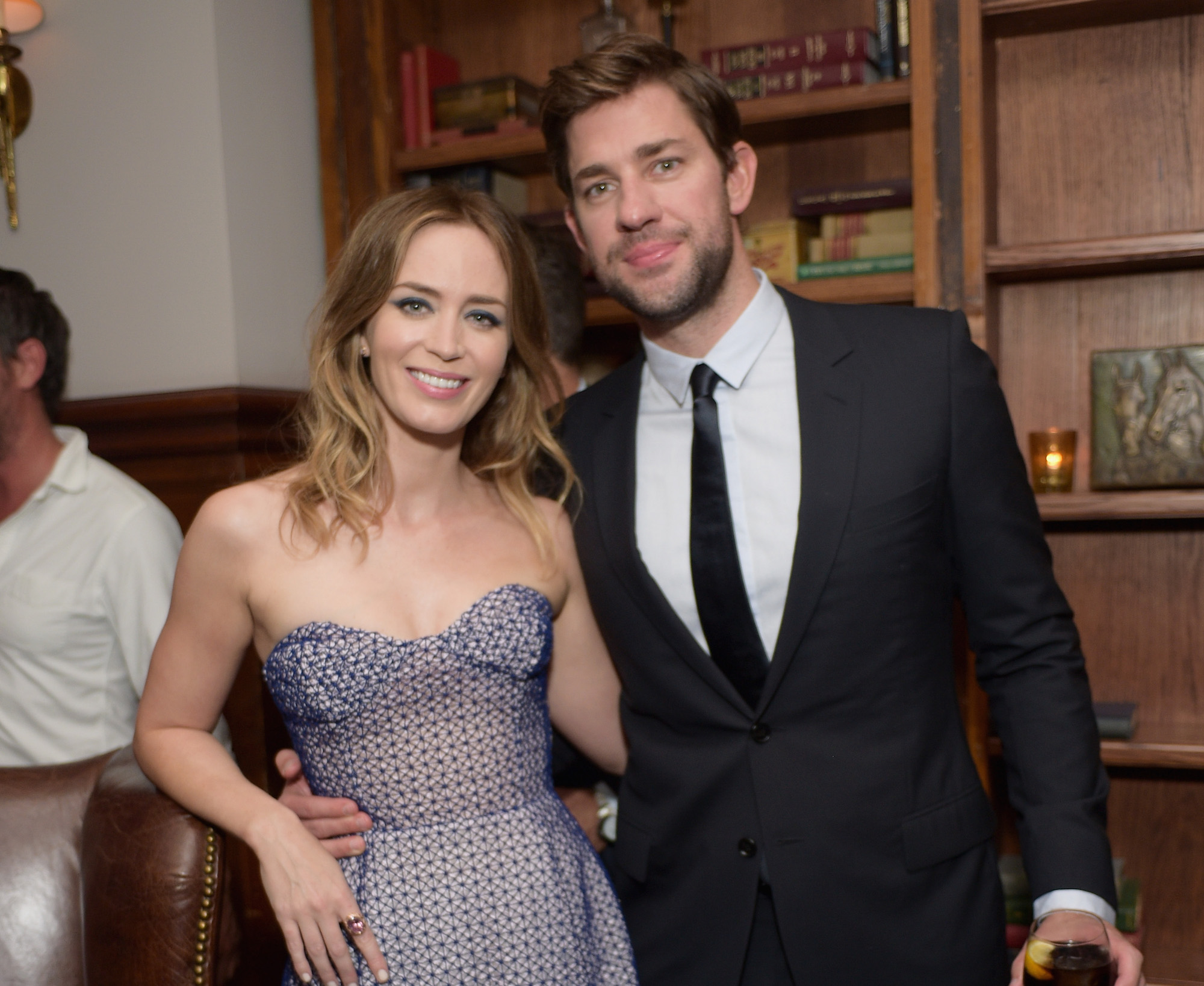 Emily Blunt and John Krasinski lead