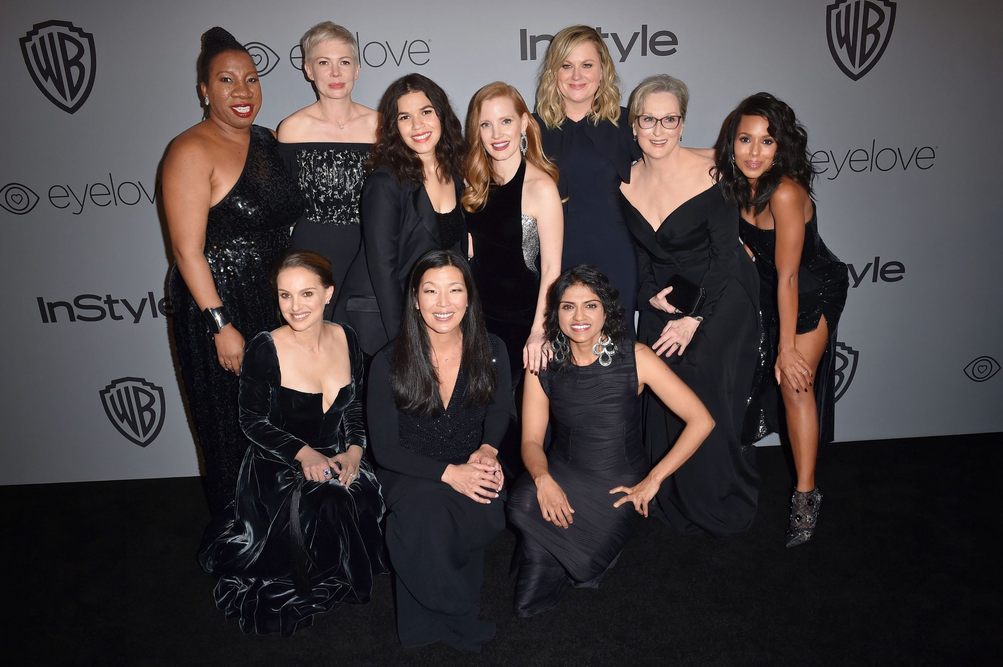 BADASS WOMEN OF THE YEAR: THE WOMEN OF TIME'S UP