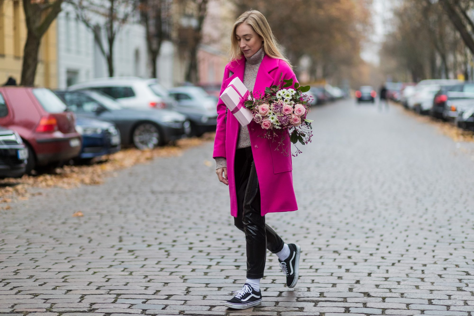 Street Style In Berlin - November, 2016
