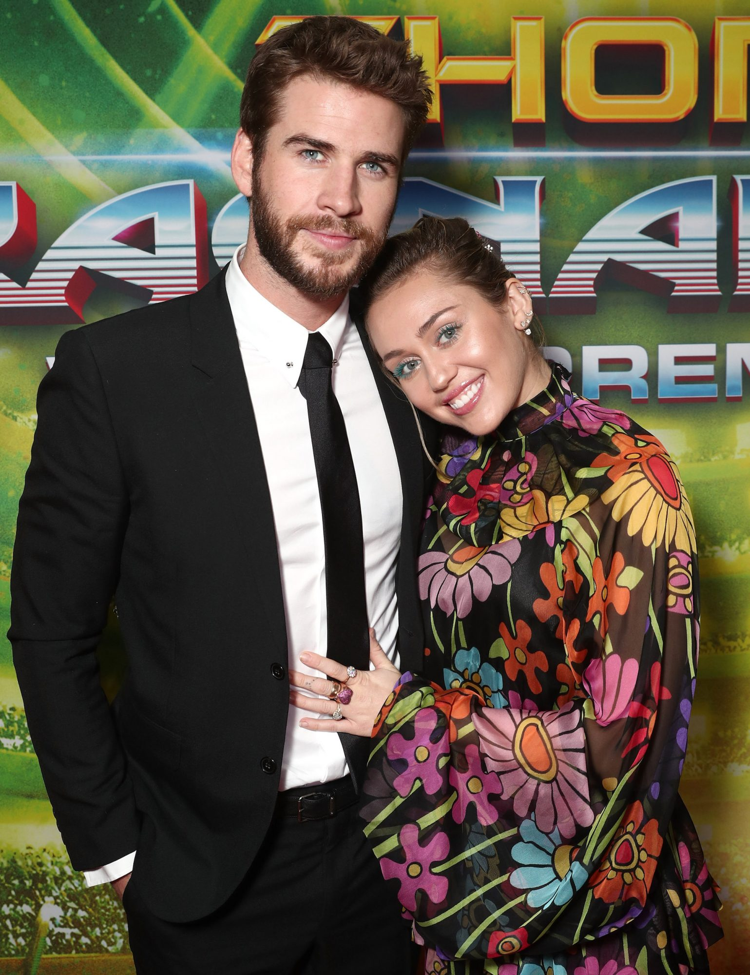 Miley Cyrus and Liam Hemsworth lead