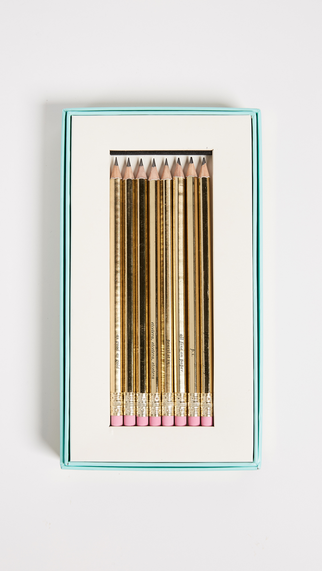 Unique Valentine's Day Gift for woman kate spade pencil