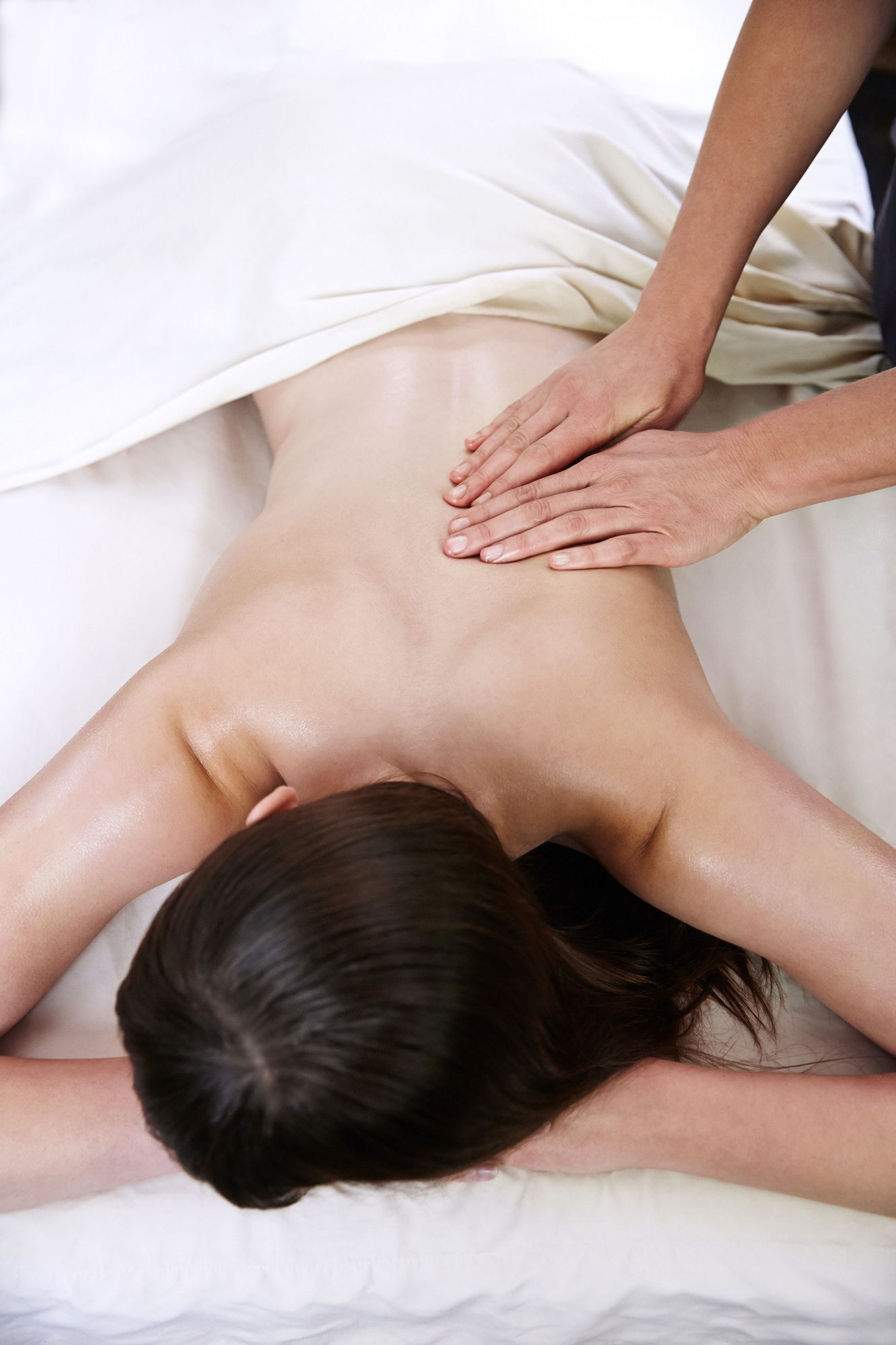 CBD Oil Massage