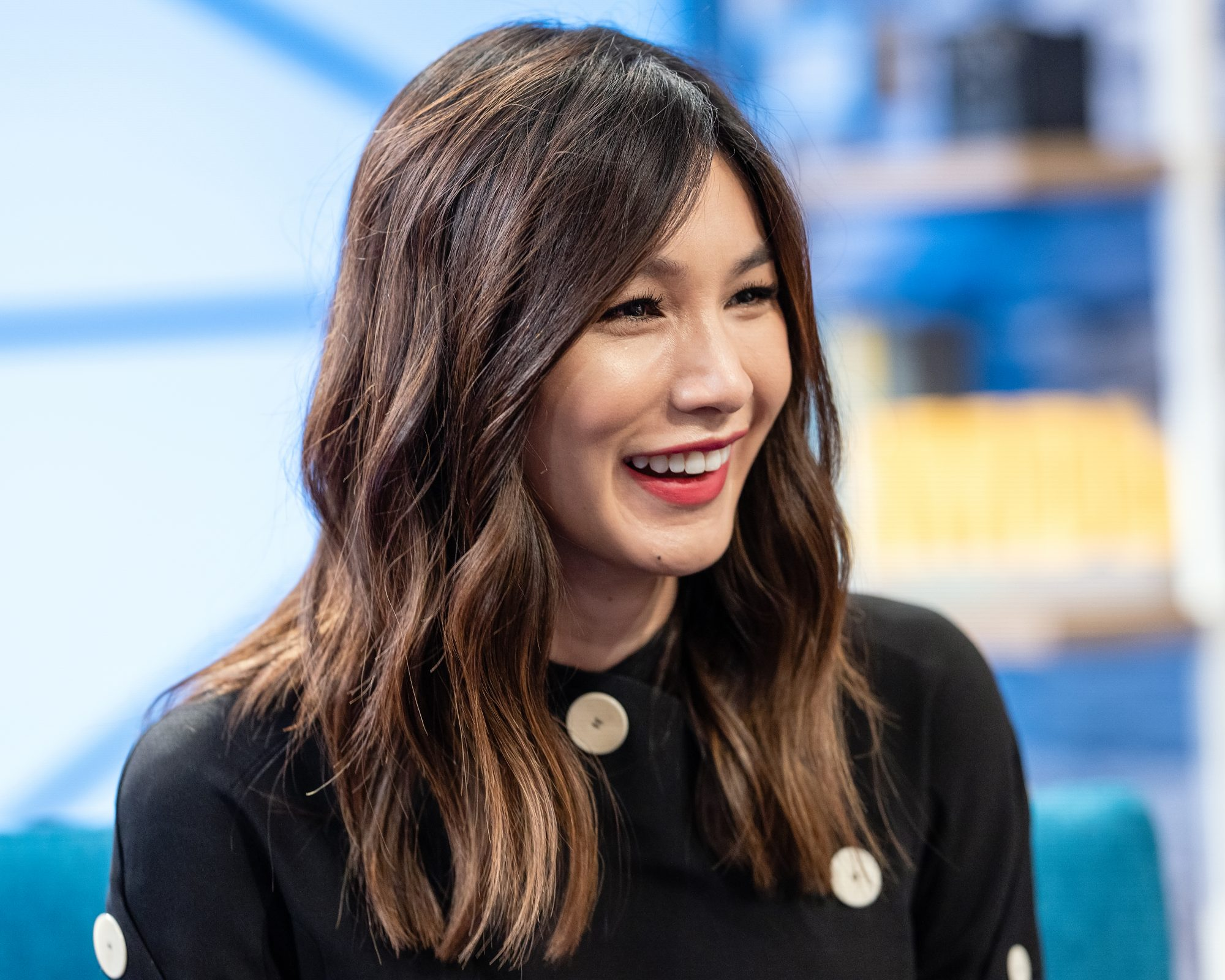 Gemma Chan Visits The IMDb Show