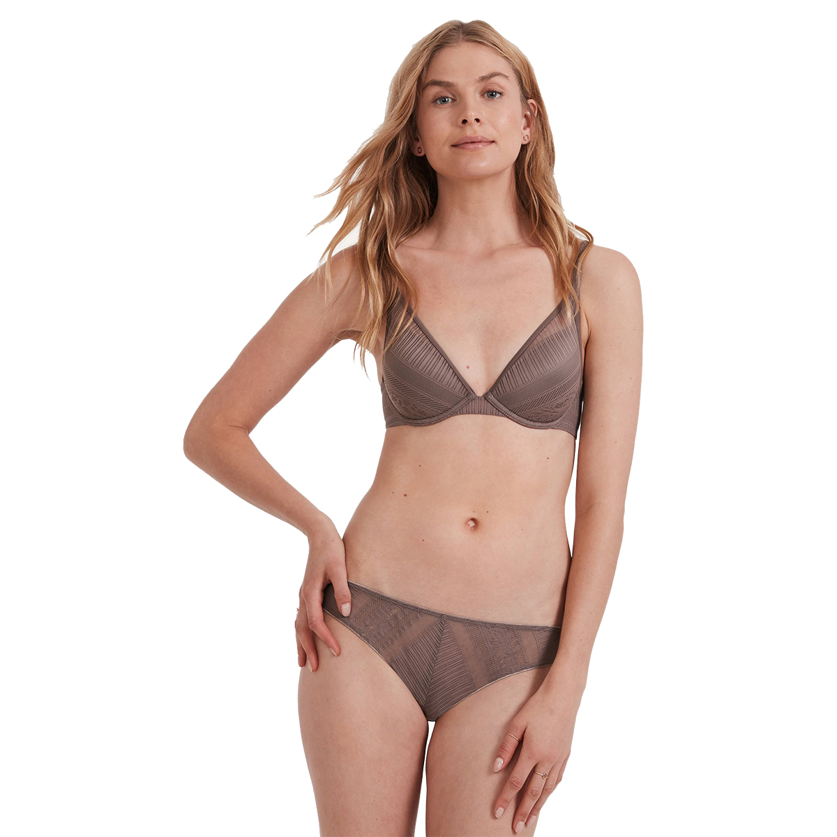 Best Plunging Option: ThirdLove Everyday Lace Plunge Bra