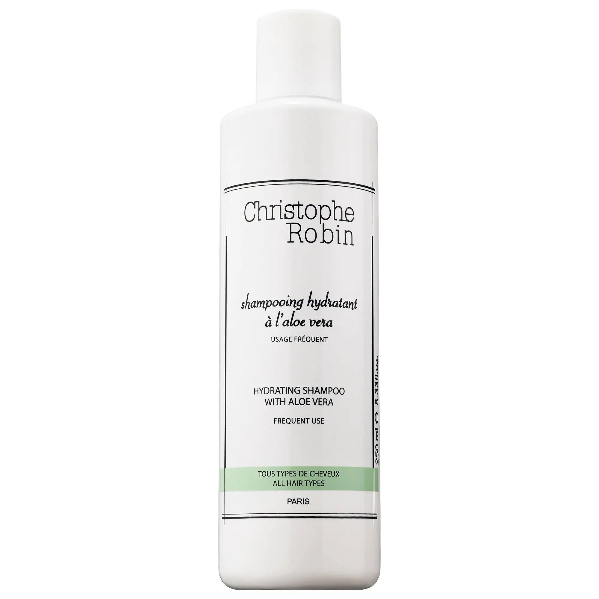 Christophe Robin Hydrating Shampoo with Aloe Vera