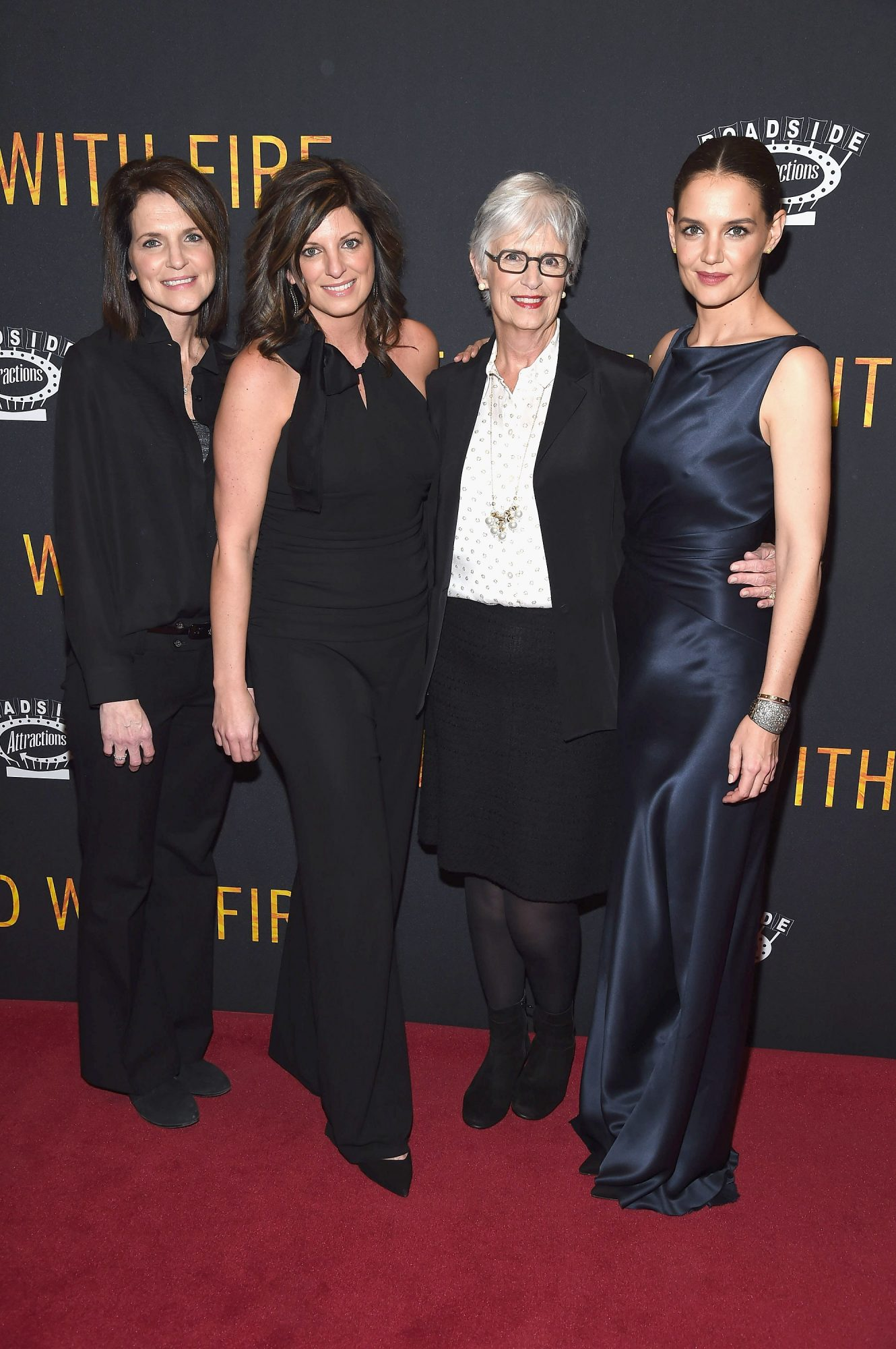 """""""Touched With Fire"""" New York Premiere"""