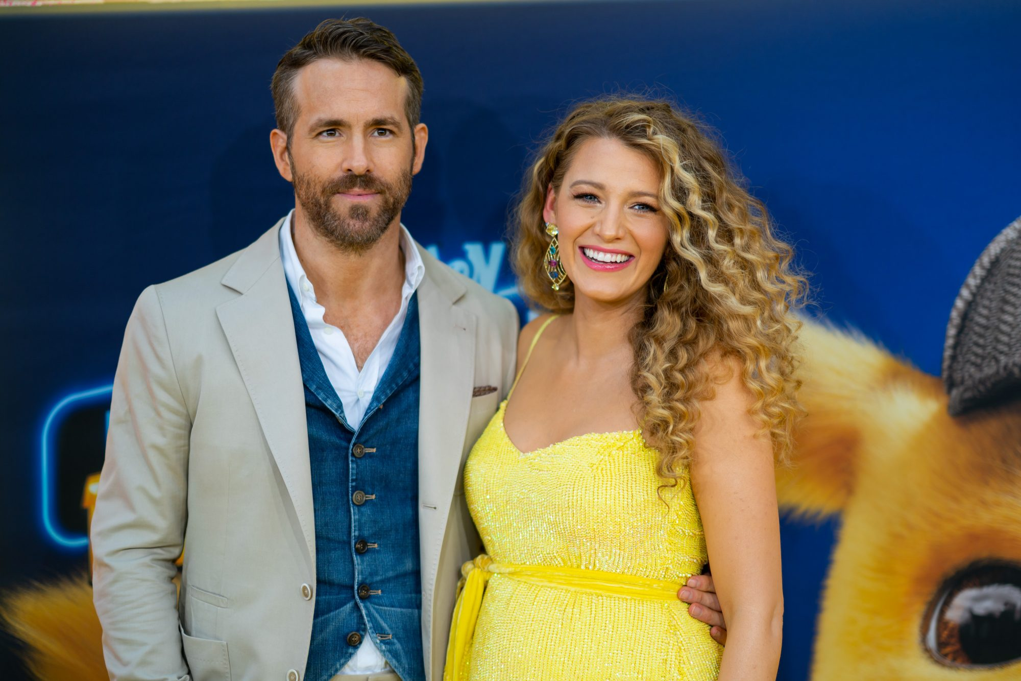 Blake Lively and Ryan Reynolds Made A Rare Outing Together