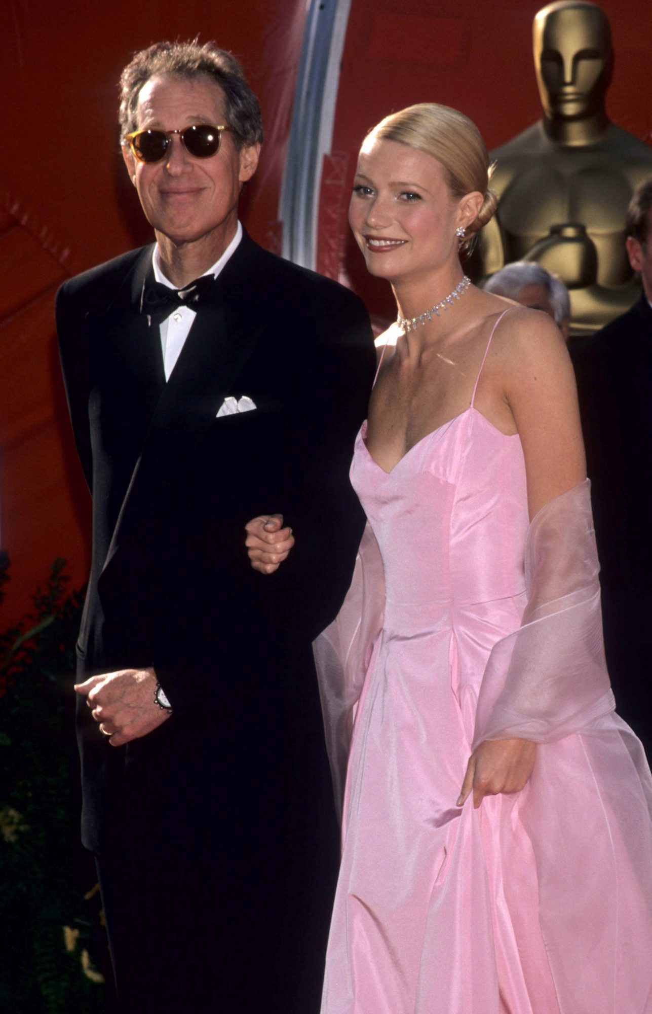 Gwyneth Paltrow's Dad Gave Her a Brutal Reality Check After She Won an Oscar
