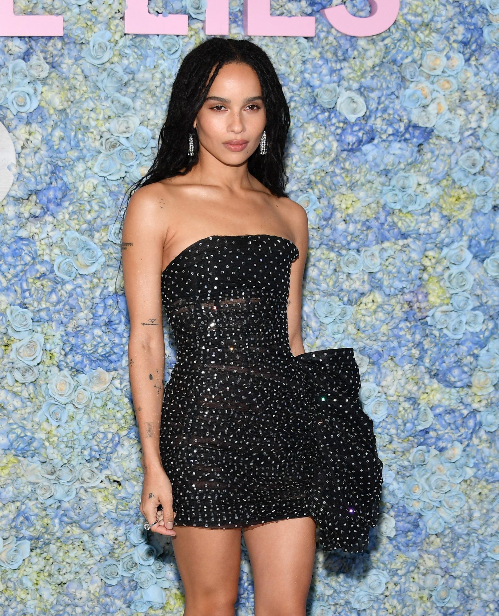 Zoe Kravitz Is Releasing a Beauty Collection with YSL