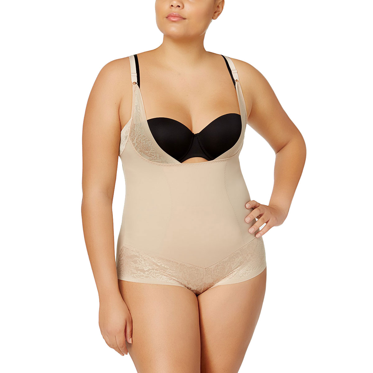 Maidenform Firm Foundation Plus-Size Body Shaper