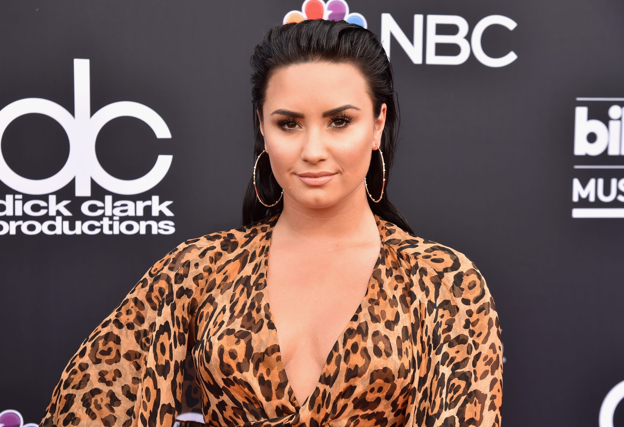 Demi Lovato Shared a Photo of Her Cellulite to Promote Body Posivity