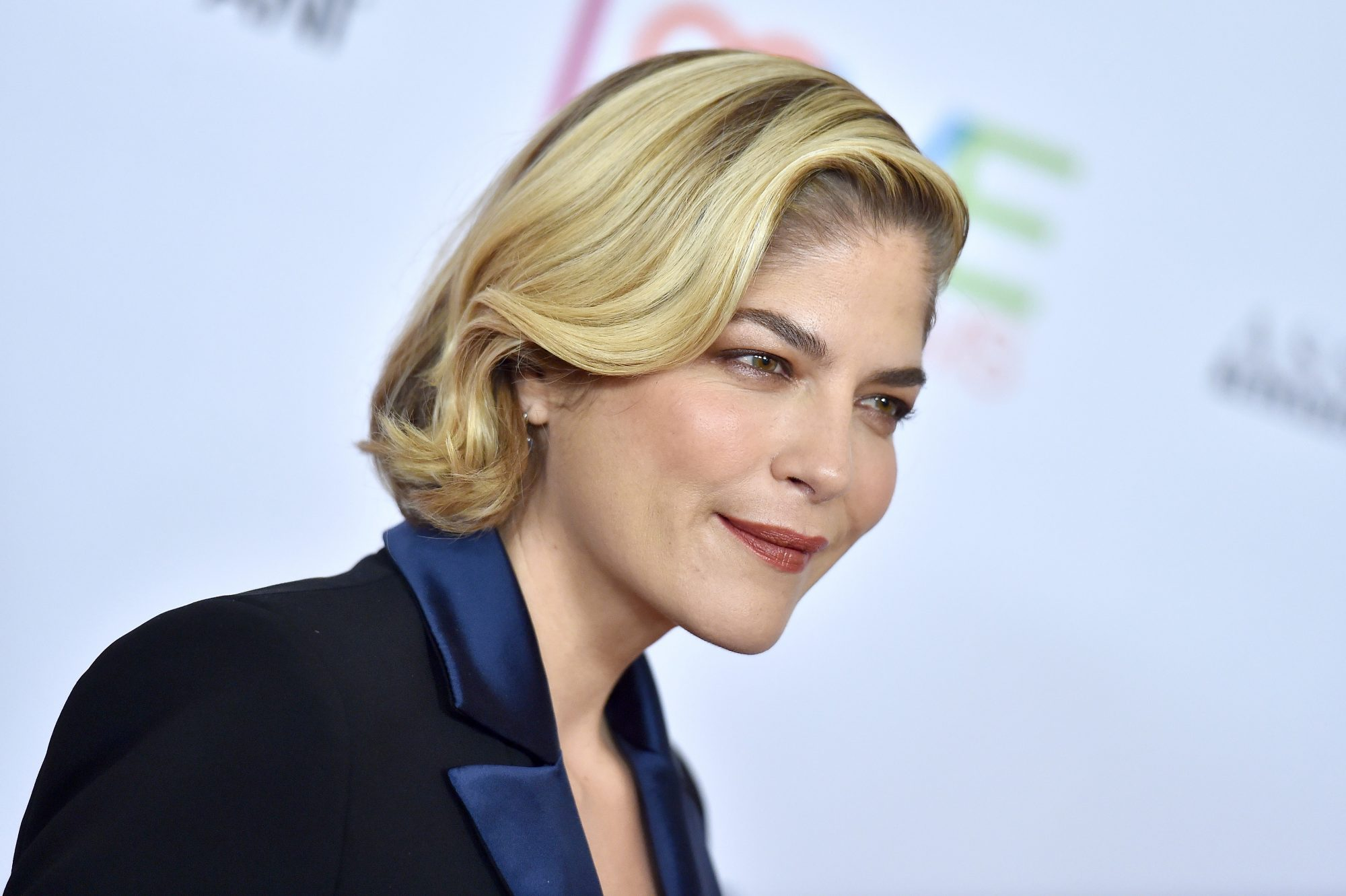 Selma Blair Shared a Half-Naked Photo to Discuss Her MS Journey