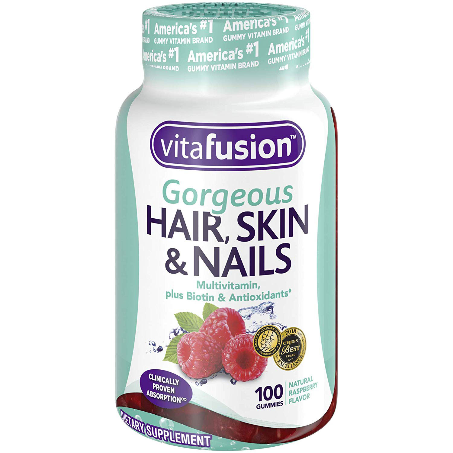 Vitafusion Gorgeous Hair, Skin & Nails