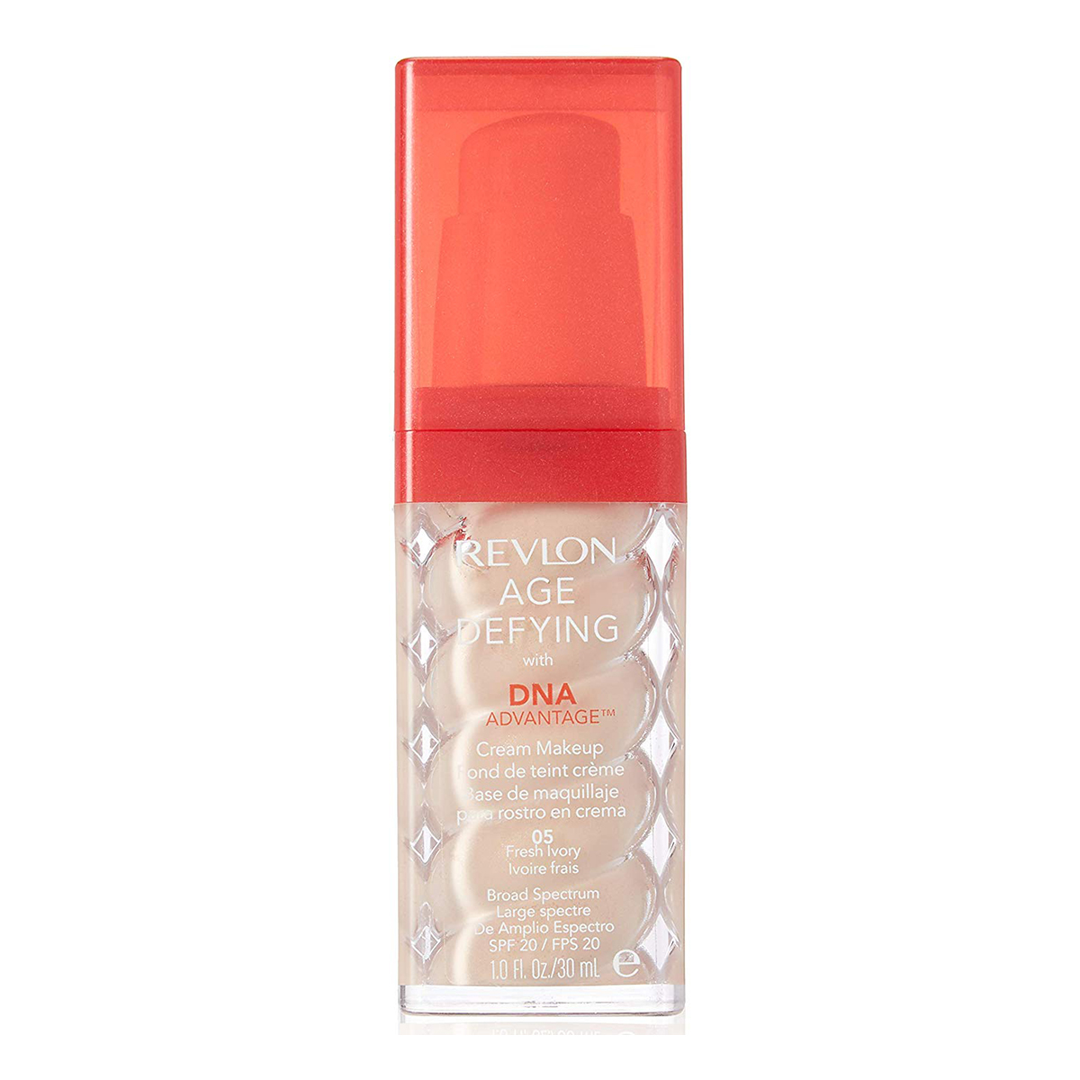 Revlon Age Defying with DNA Advantage Makeup, Fresh Ivory