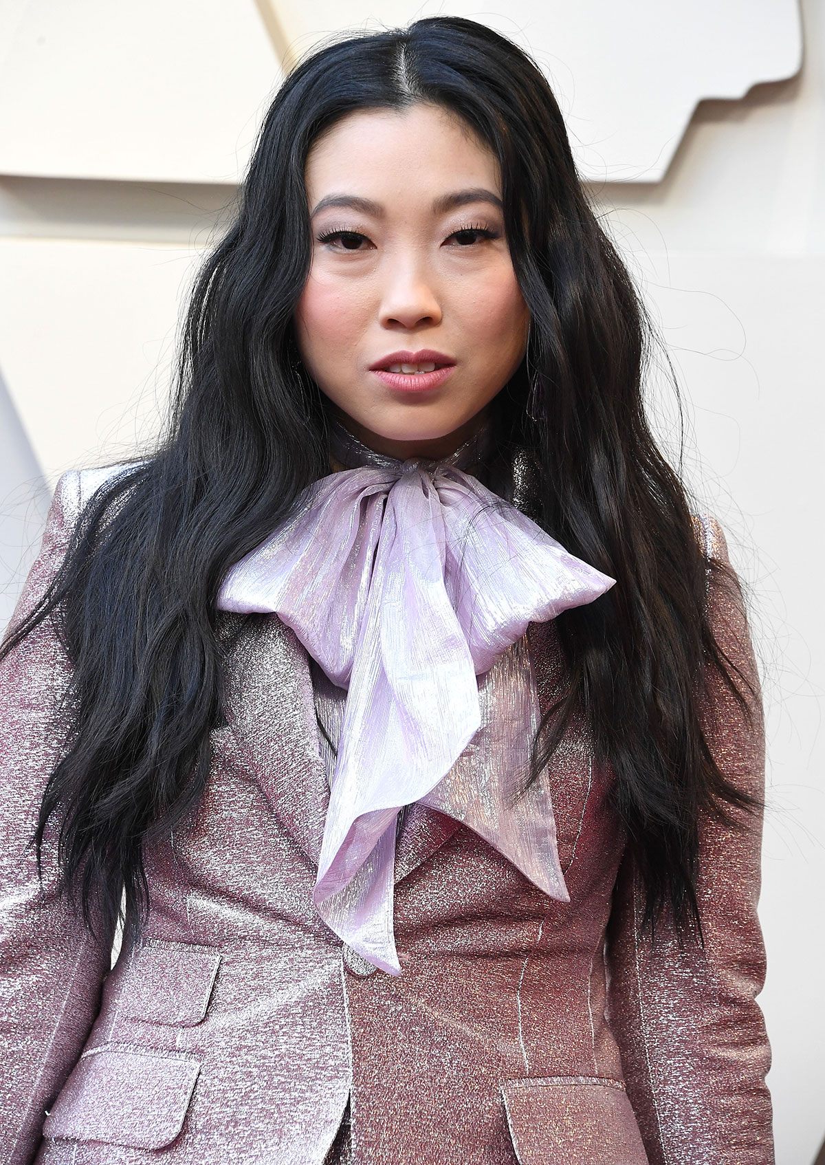 Awkwafina's Loose Waves