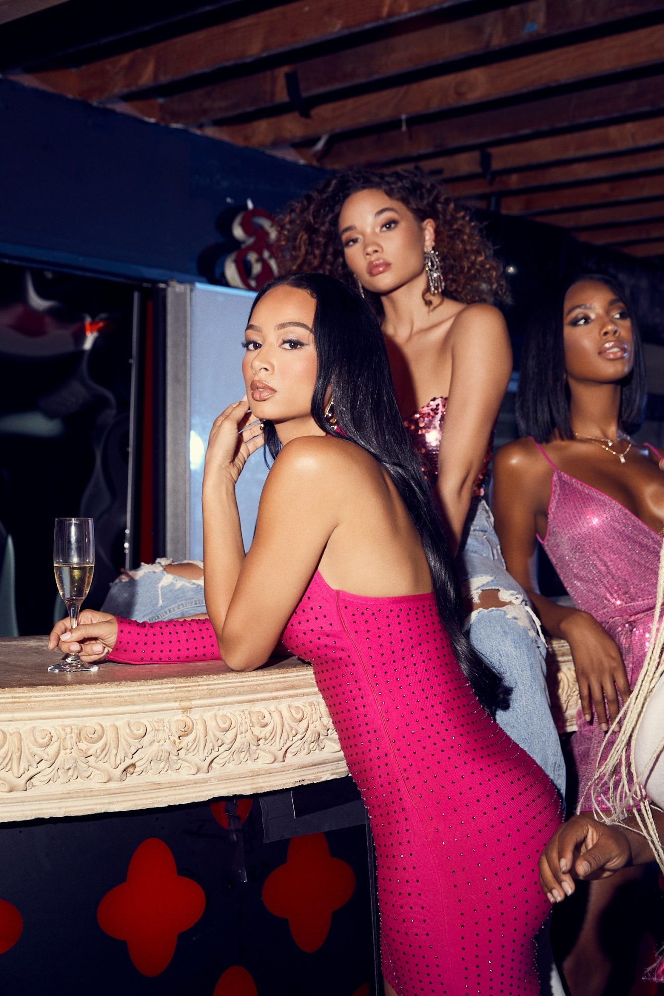 Draya x Superdown Clothing Collection