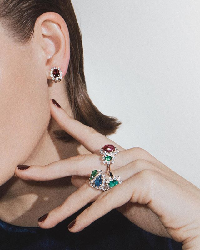Dior Archival Jewelry at Farfetch