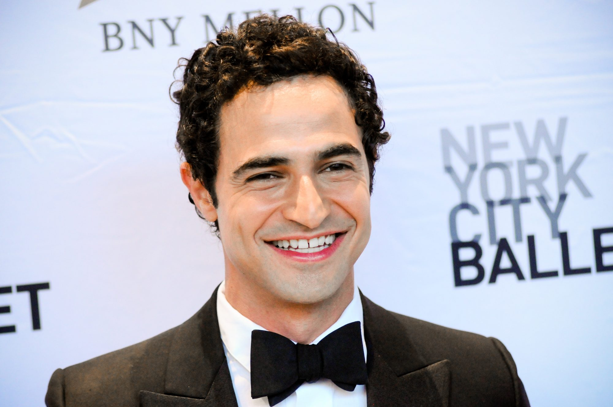 Zac Posen attends the NYC Ballet Fall Fashion Gala