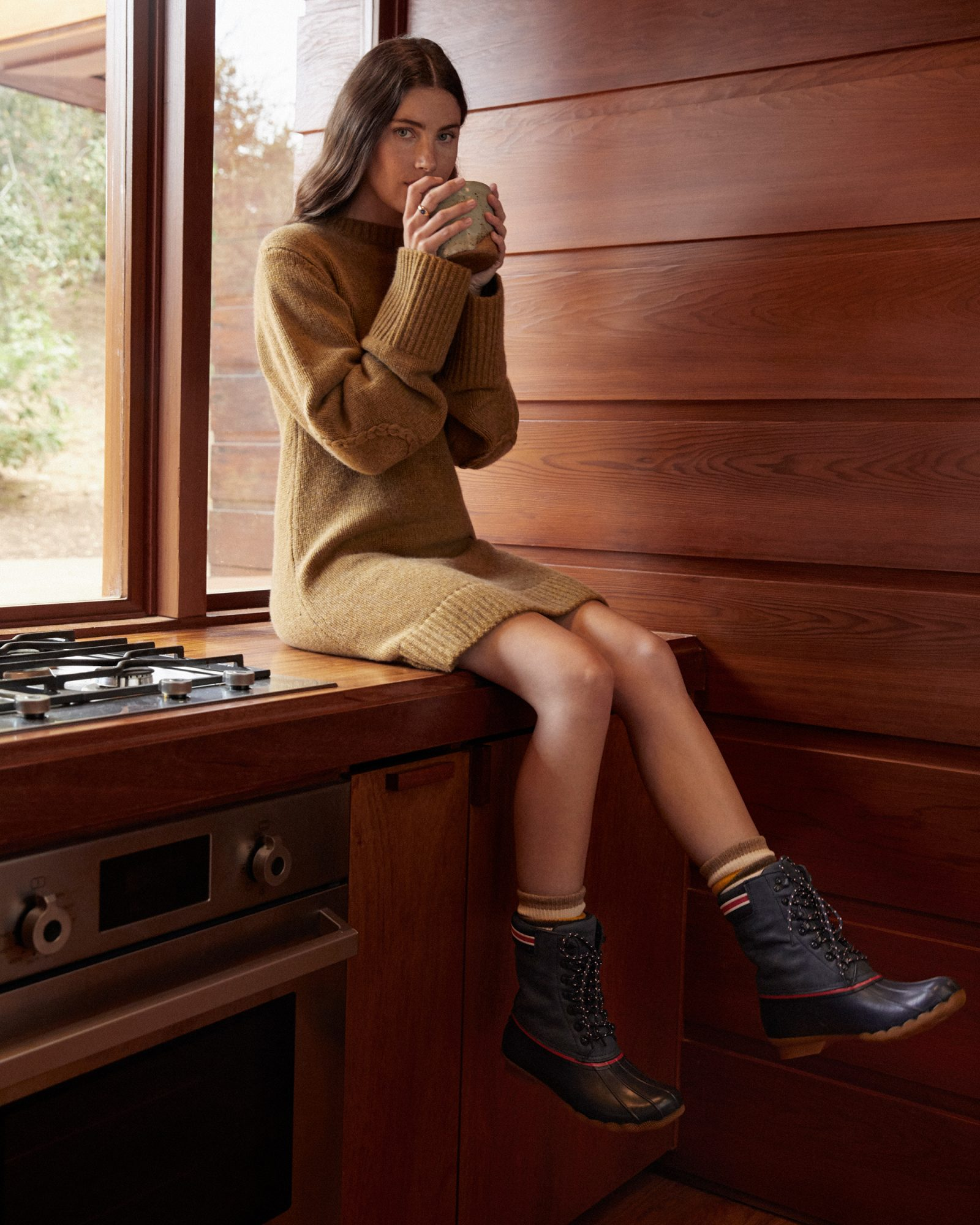 Goop x Sperry Boots