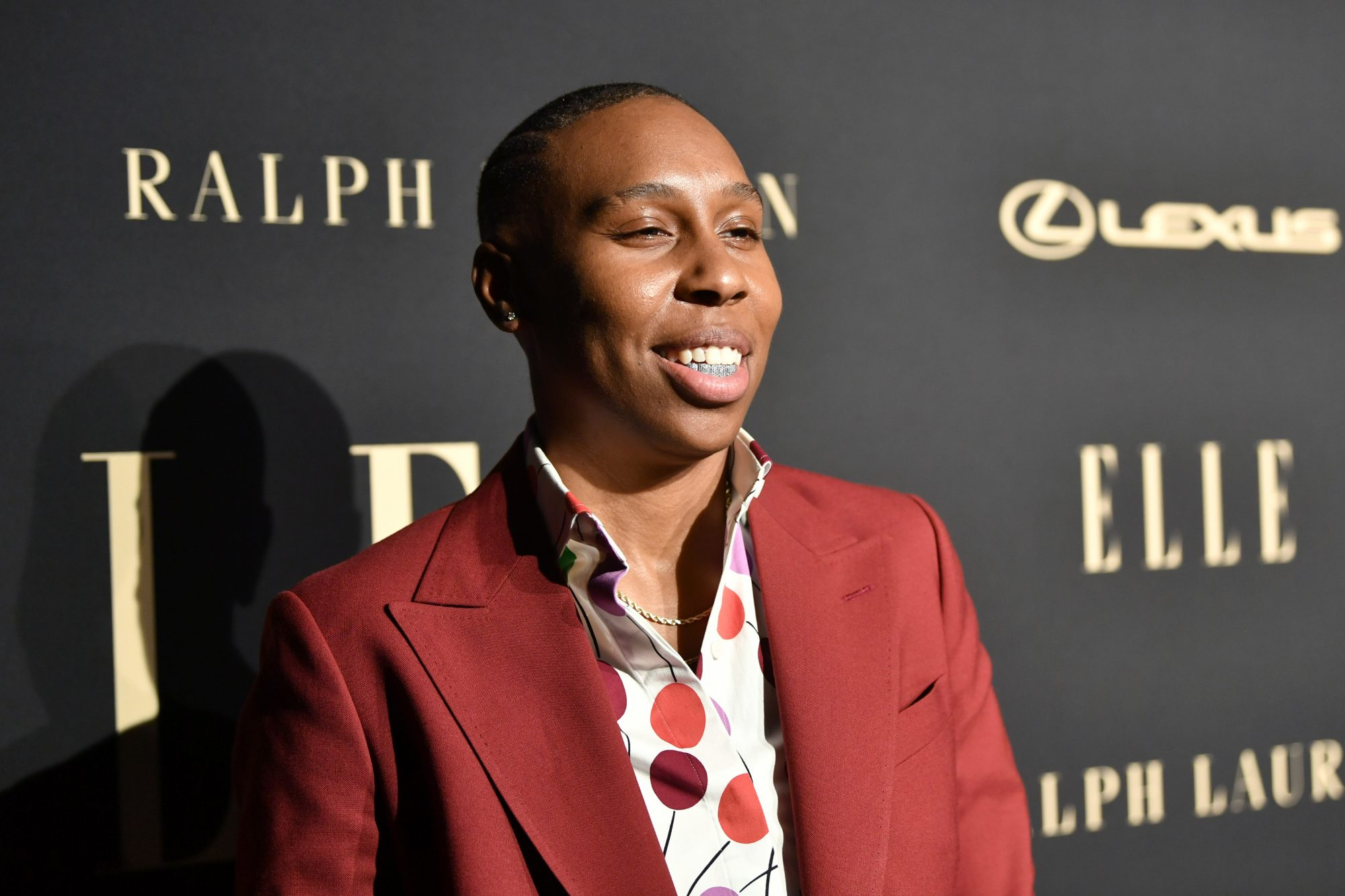 Lena Waithe at ELLE's 26th Annual Women In Hollywood Celebration