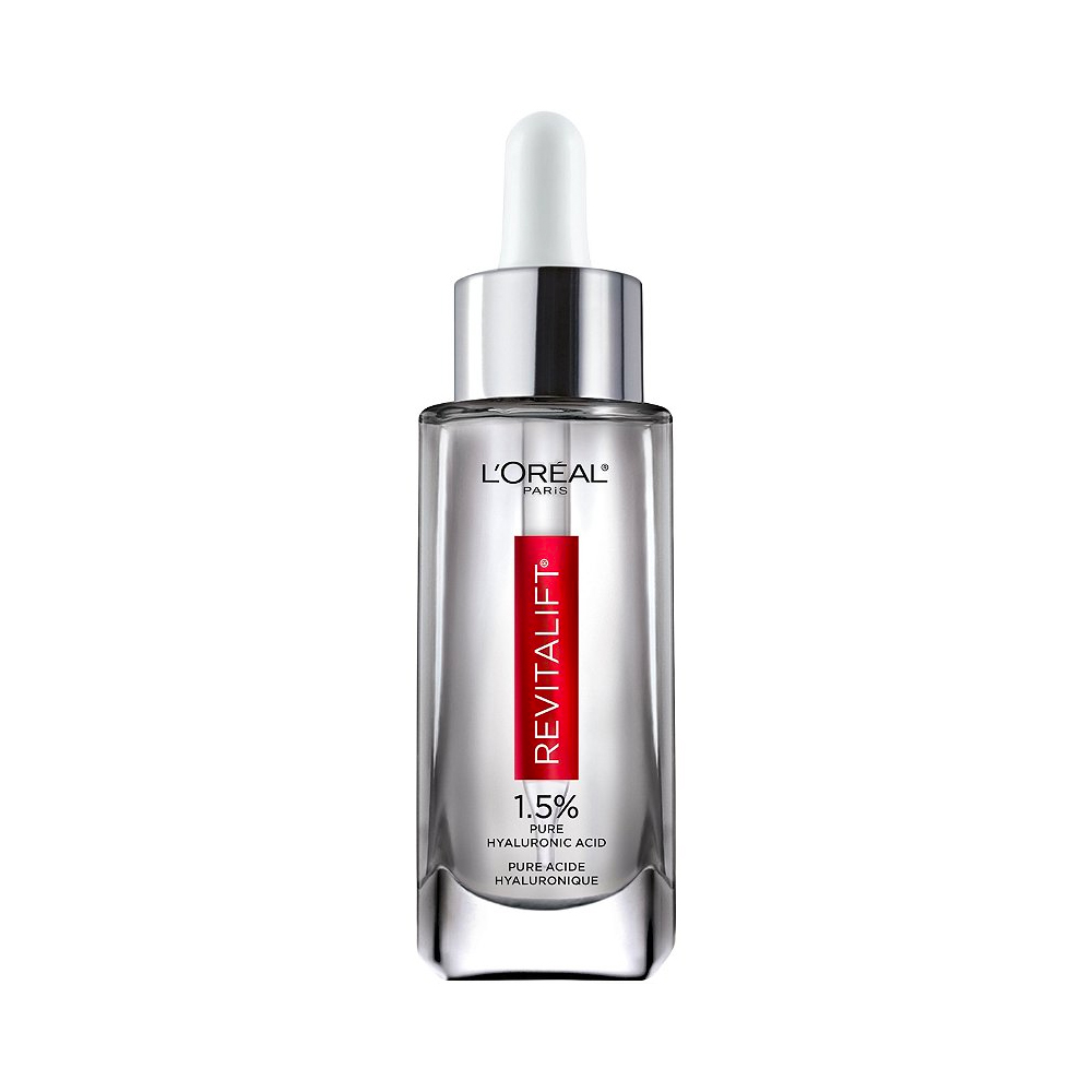 Daytime Serum: L'Oréal Paris Revitalift Derm Intensives 1.5% Pure Hyaluronic Acid Serum