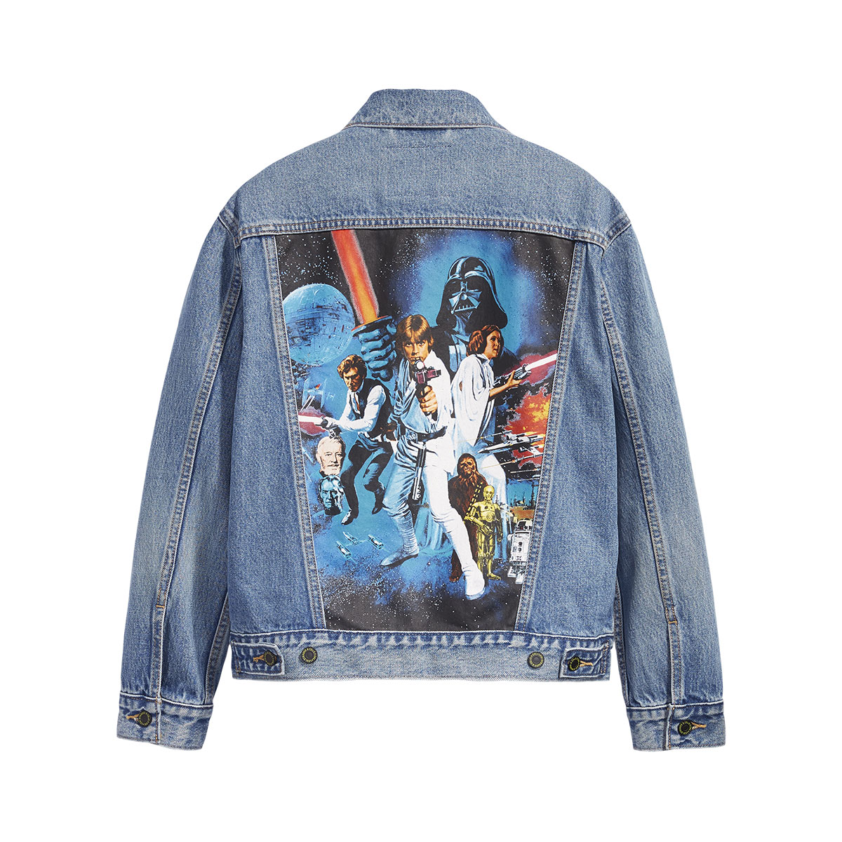 Levi's X Star Wars Ex-Boyfriend Trucker Jacket