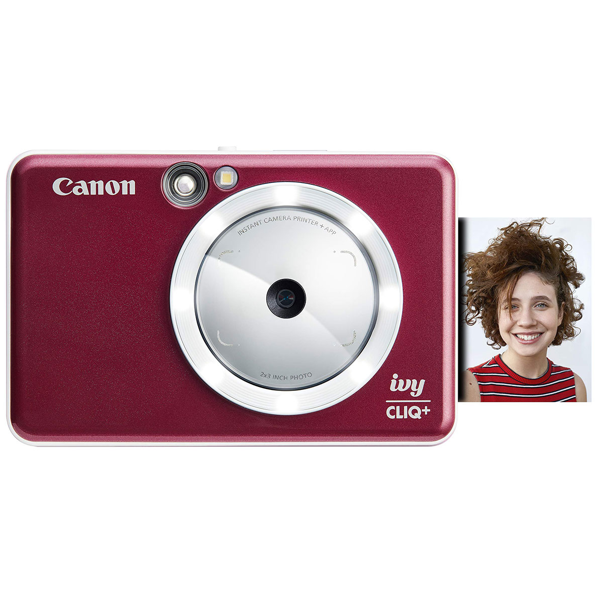 Canon Ivy CLIQ+ Instant Camera Printer