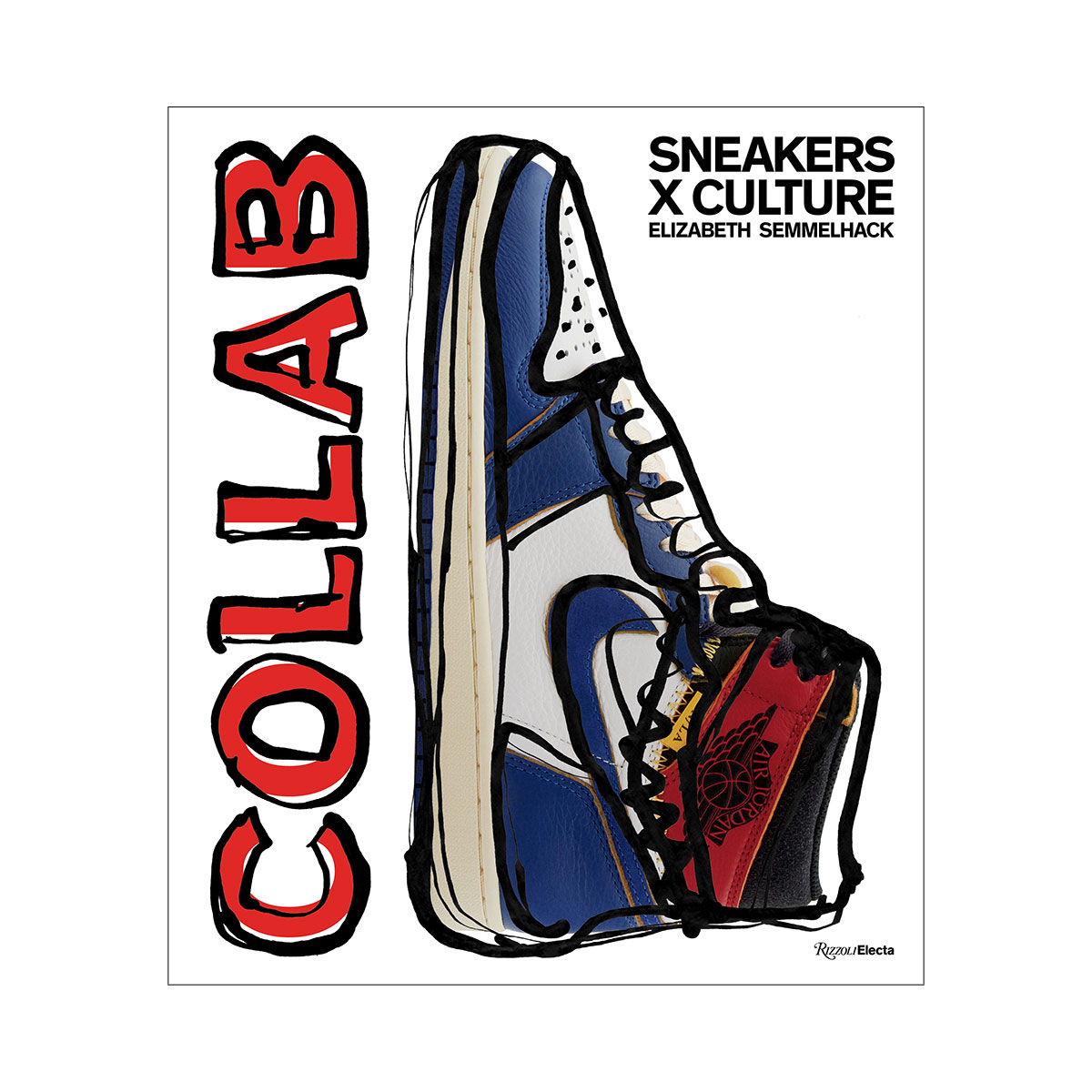Rizzoli Sneakers x Culture: Collab