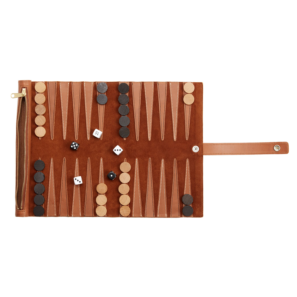 Best Made co. x Francis Mallmann Travel Backgammon Set