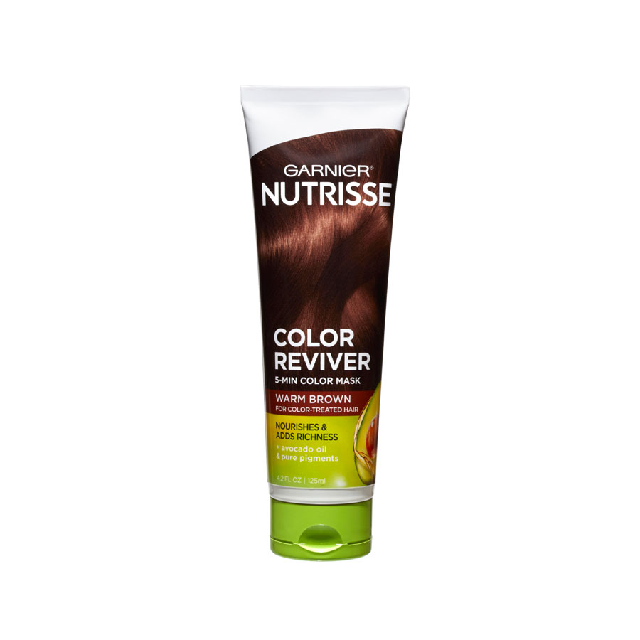 Garnier Nutrisse Color Reviver in Warm Brown