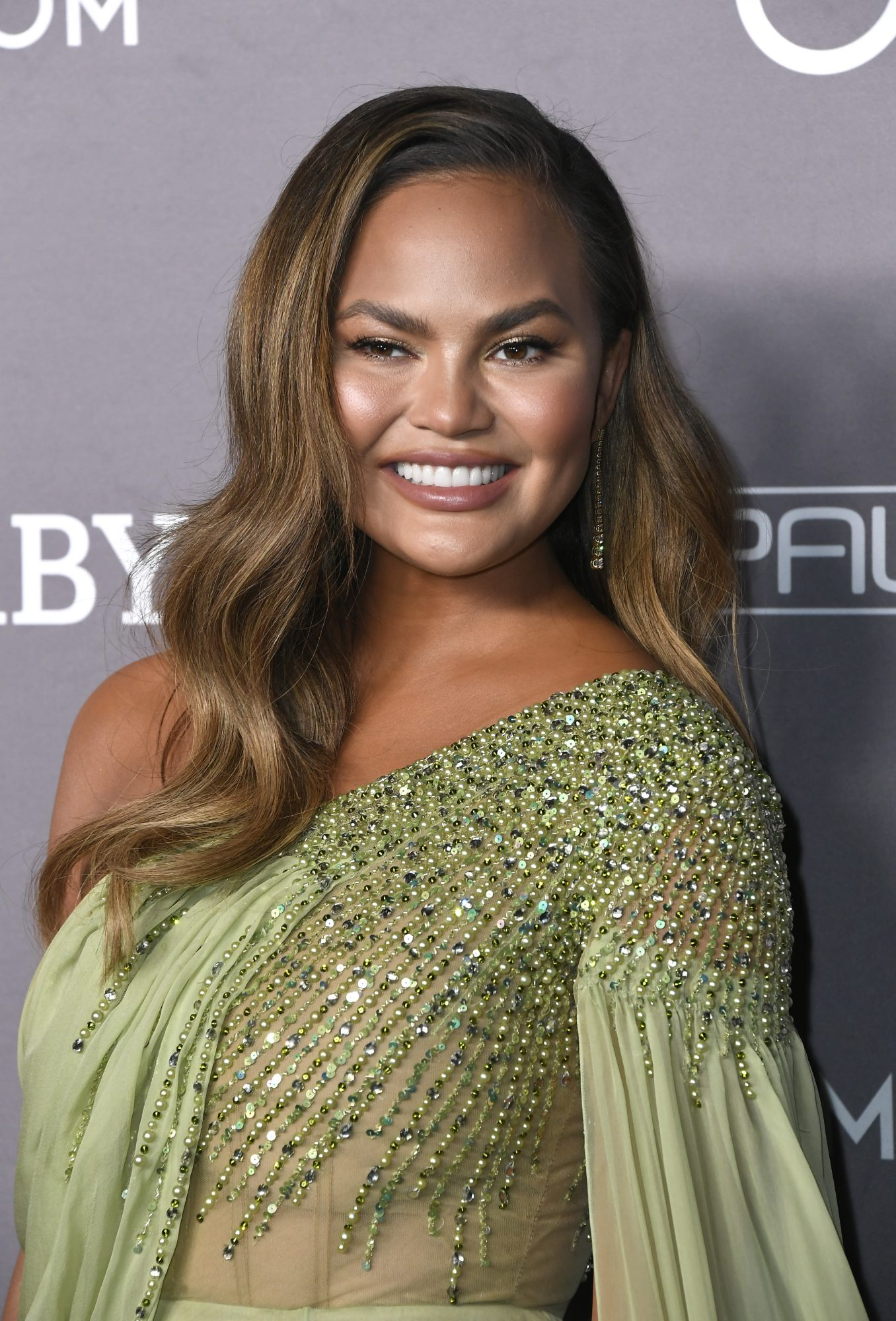 Chrissy Teigen Baby2Baby Gala Presented By Paul Mitchell - Arrivals