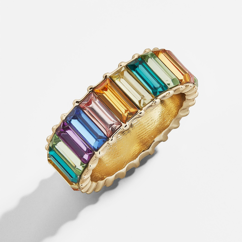 BaubleBar Multi Alidia Ring
