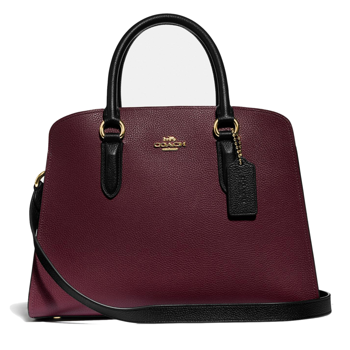 Coach Channing Carryall In Colorblock