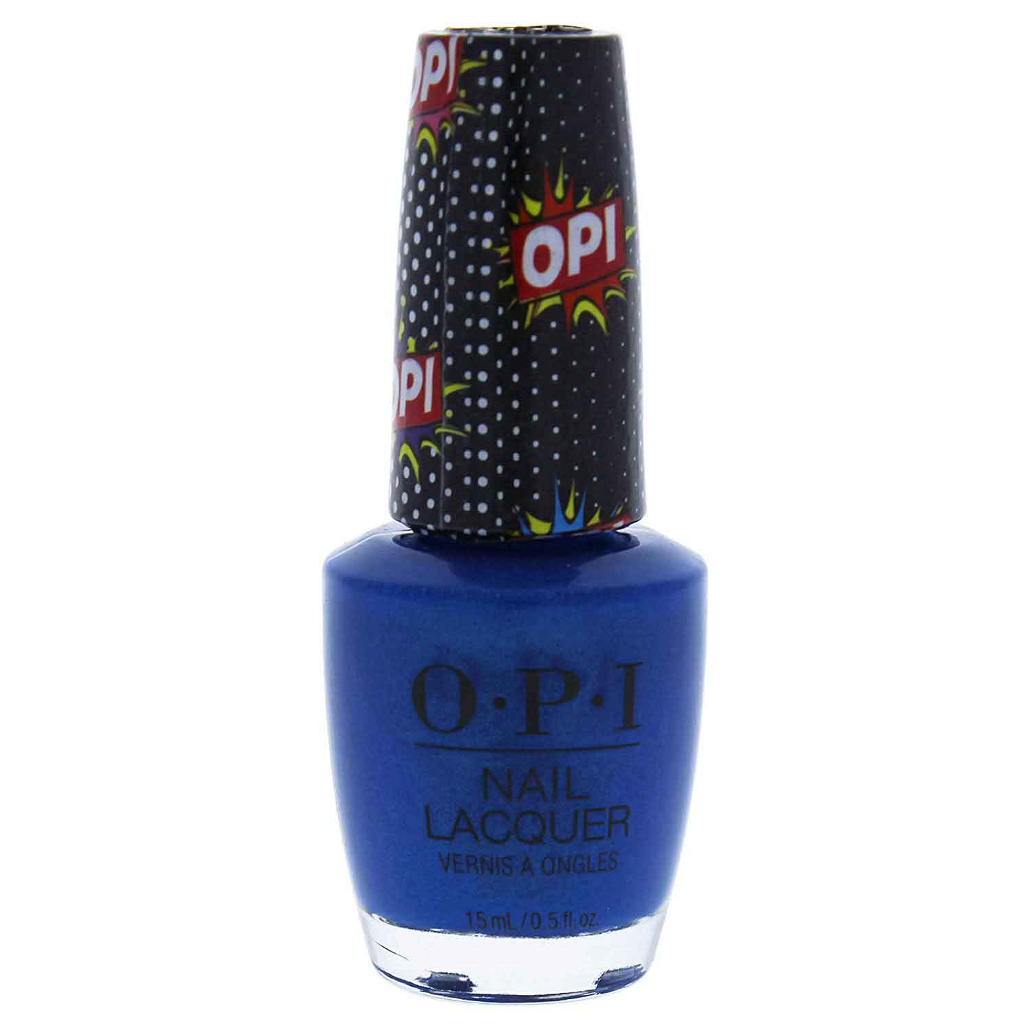 OPI Nail Lacquer Pop Culture Collection in Bumpy Road Ahead